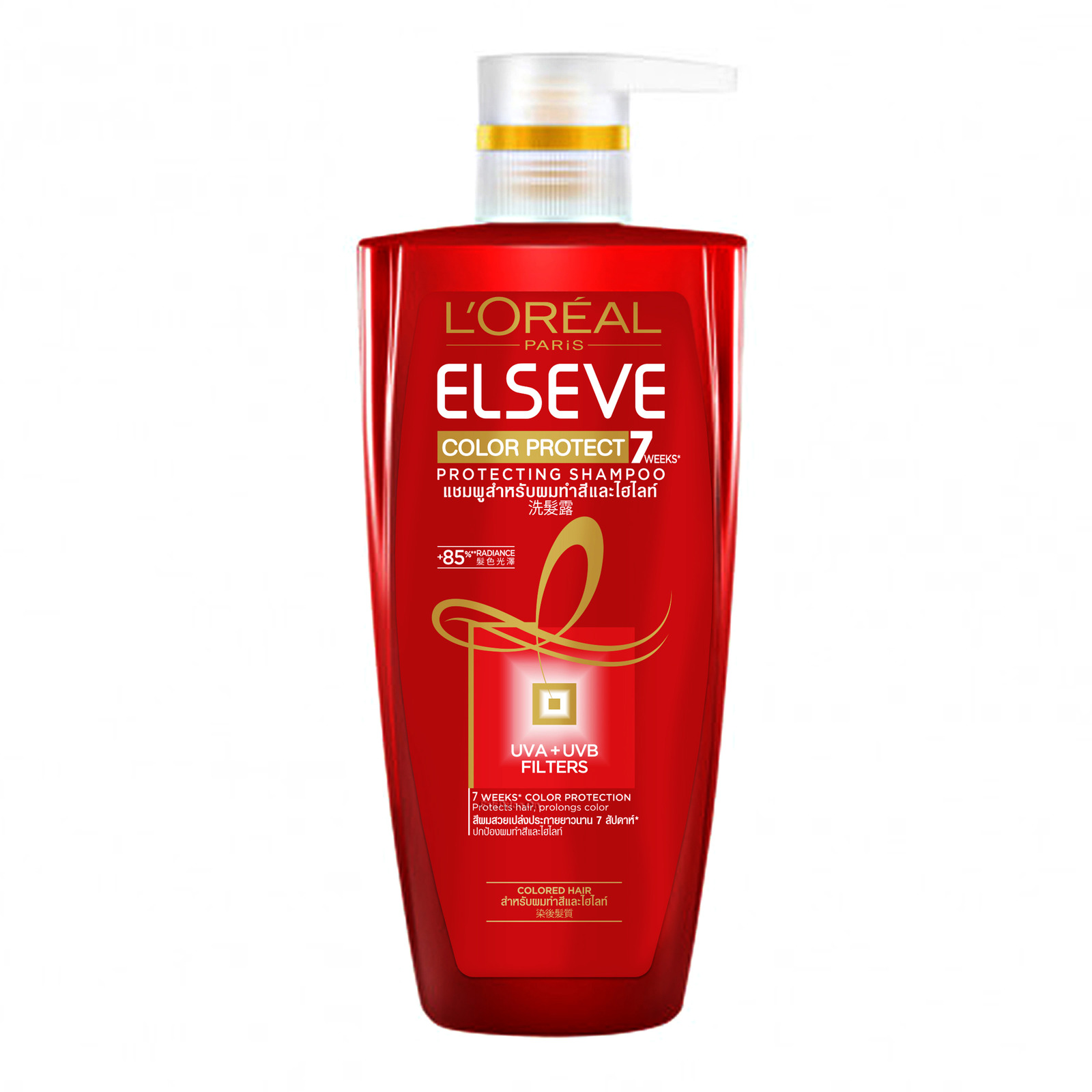L'Oreal Paris Elseve Shampoo - Color Protect