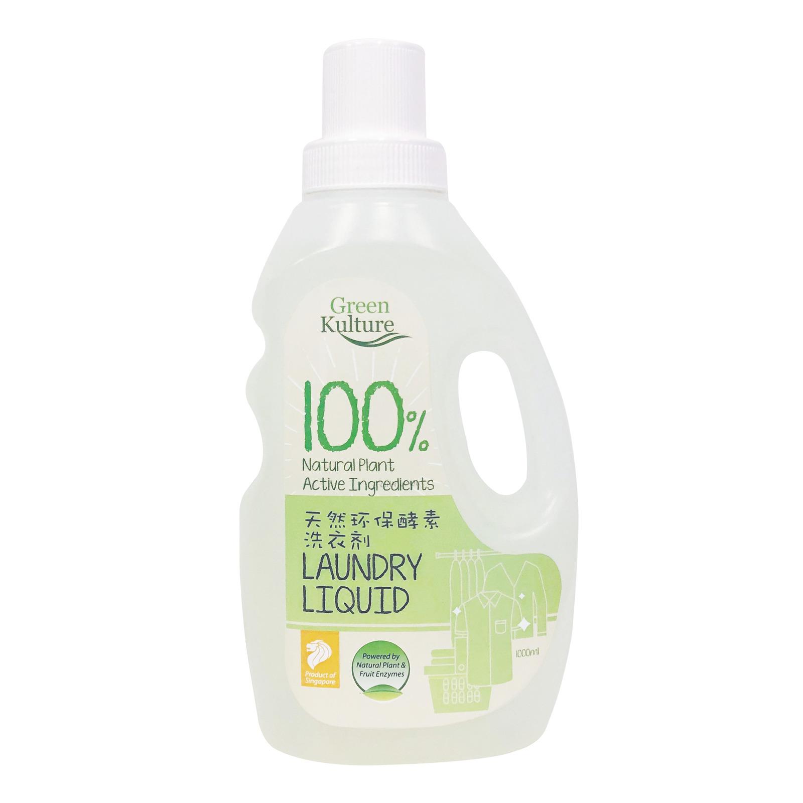Green Kulture Laundry Liquid