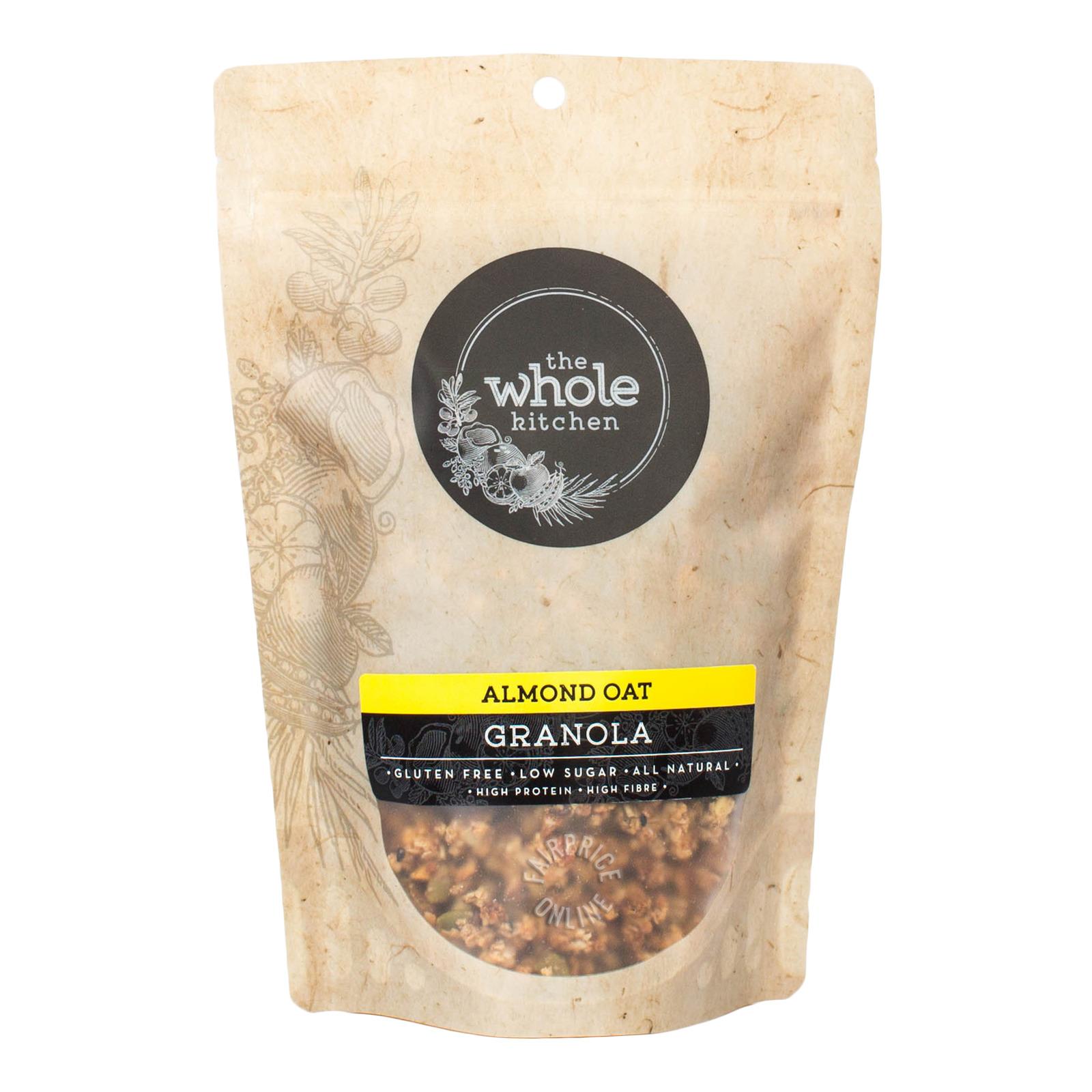 The Whole Kitchen Gluten Free Granola - Almond Oat