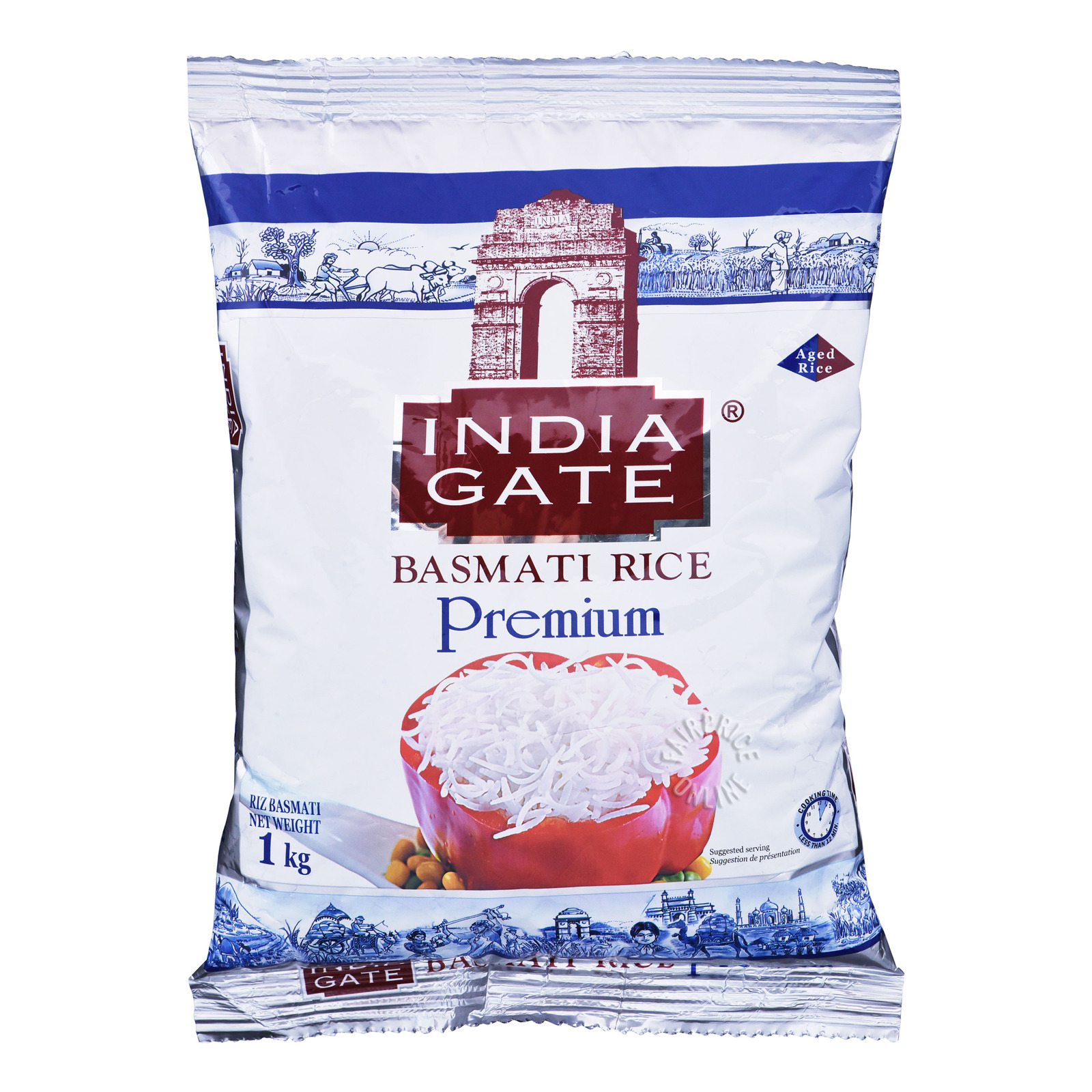 India Gate Basmati Rice - Premium