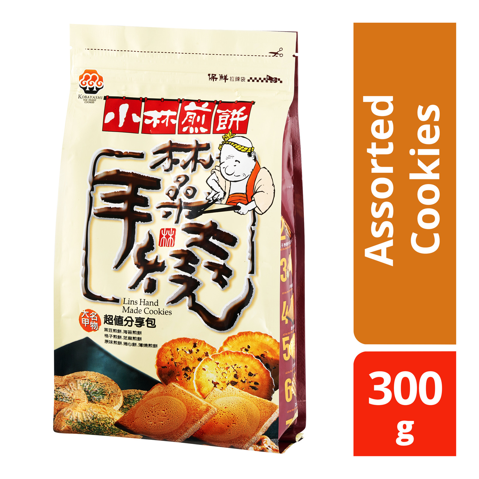 Kobayashi Taiwan Assorted Cookies