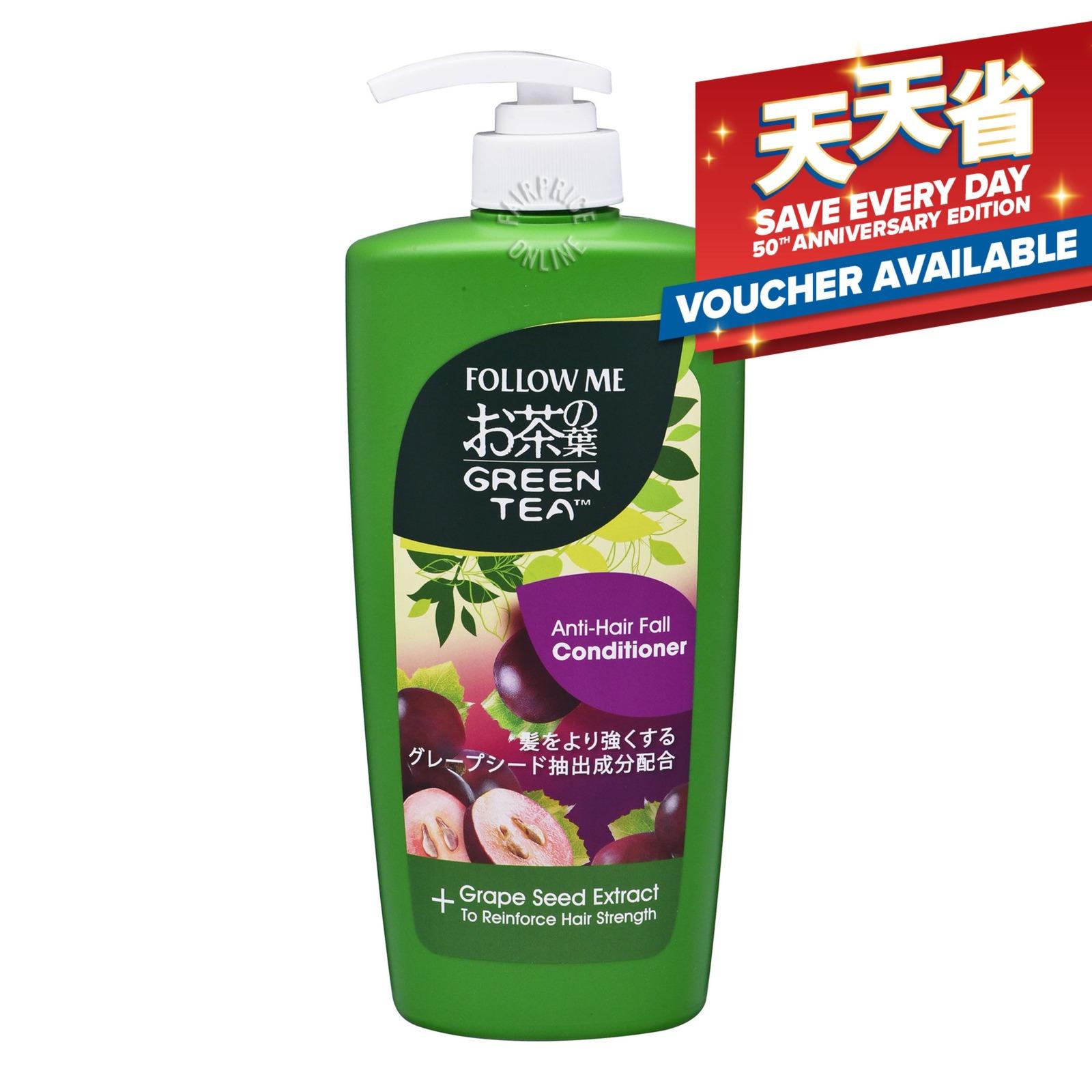 Follow Me Green Tea Conditioner - Anti-Hair Fall