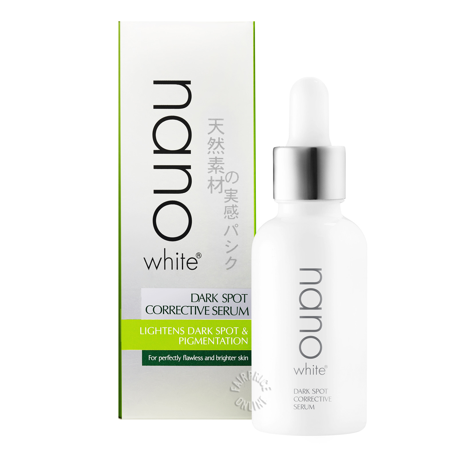 NANOWHITE dark spot corrective serum 30ml