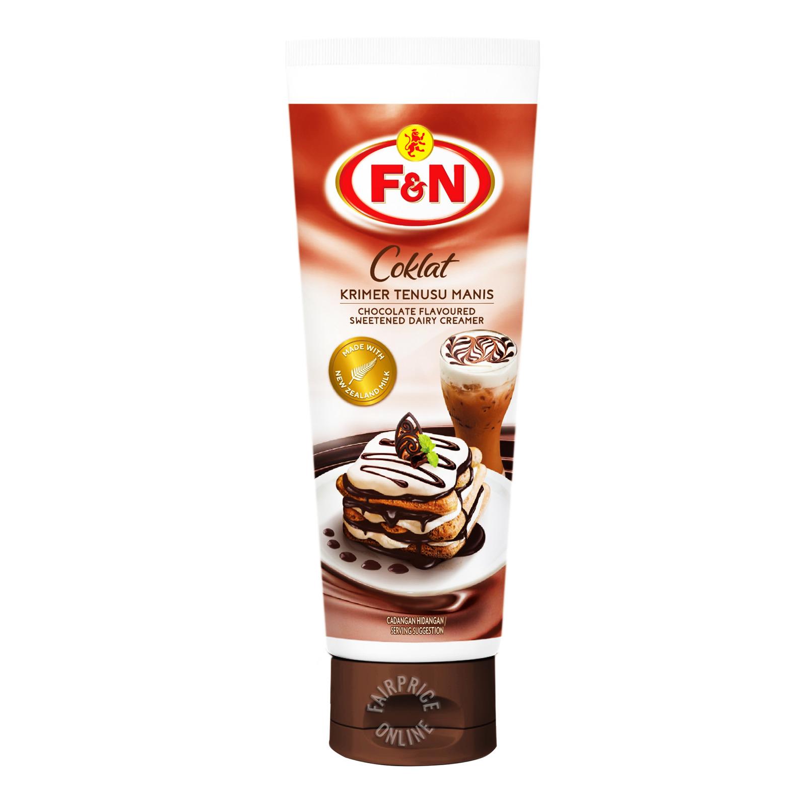 F&N Sweetened Dairy Creamer - Chocolate