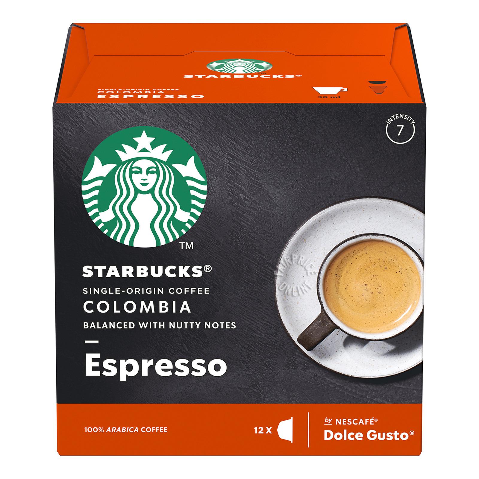 Starbucks Coffee Capsules - Espresso (Colombia)
