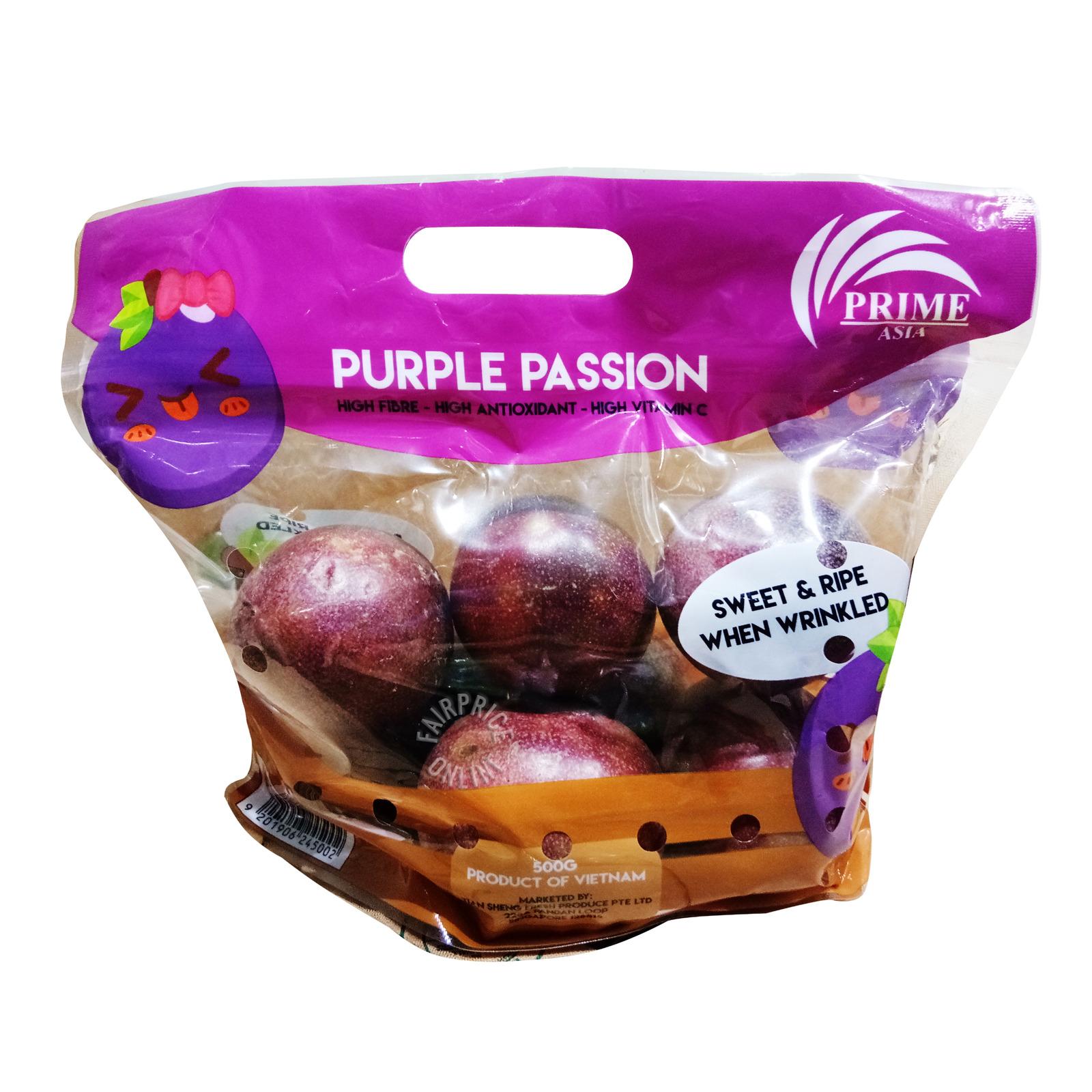 Prime Asia Purple Passionfruit