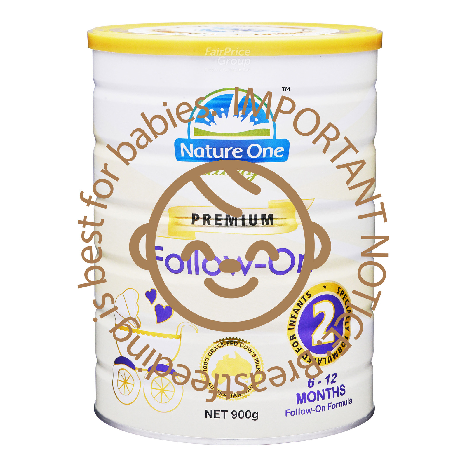 Nature One Dairy Premium Follow-On Formula - Step 2