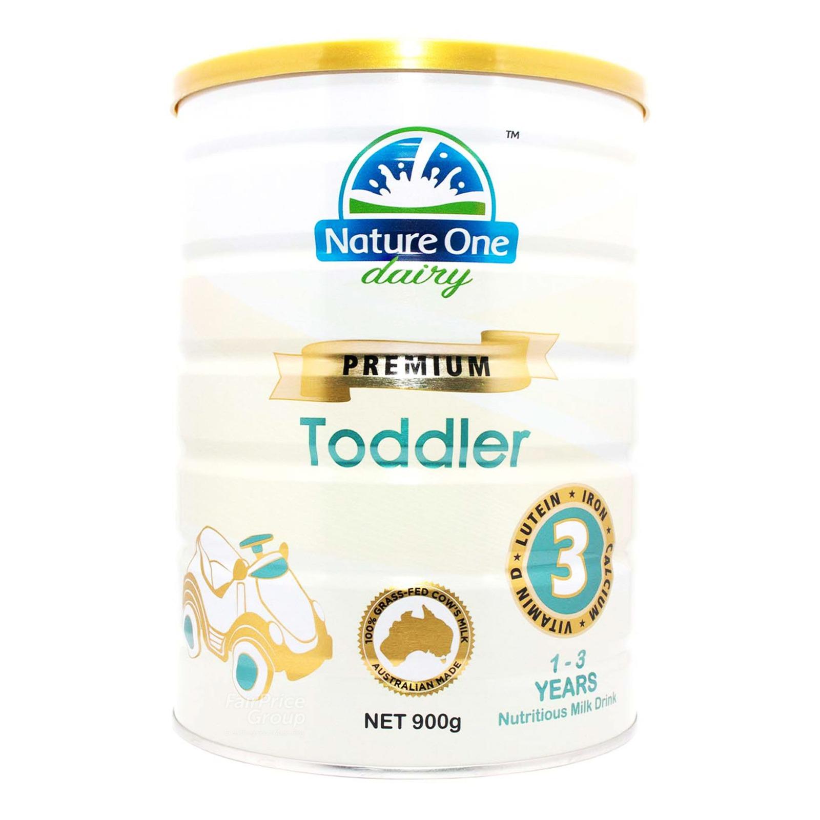 Nature One Dairy Premium Milk Drink Formula - Step 3