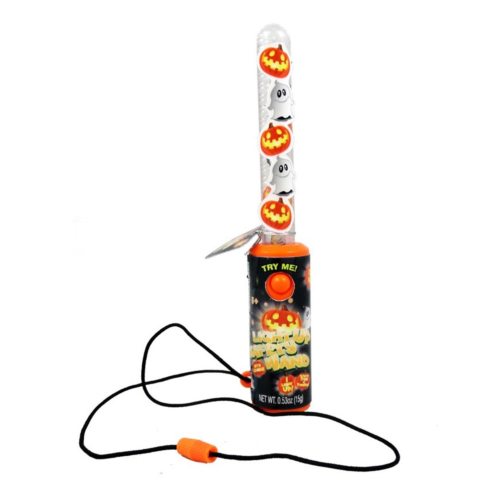 Candyrific Halloween Light Up Candy Wand