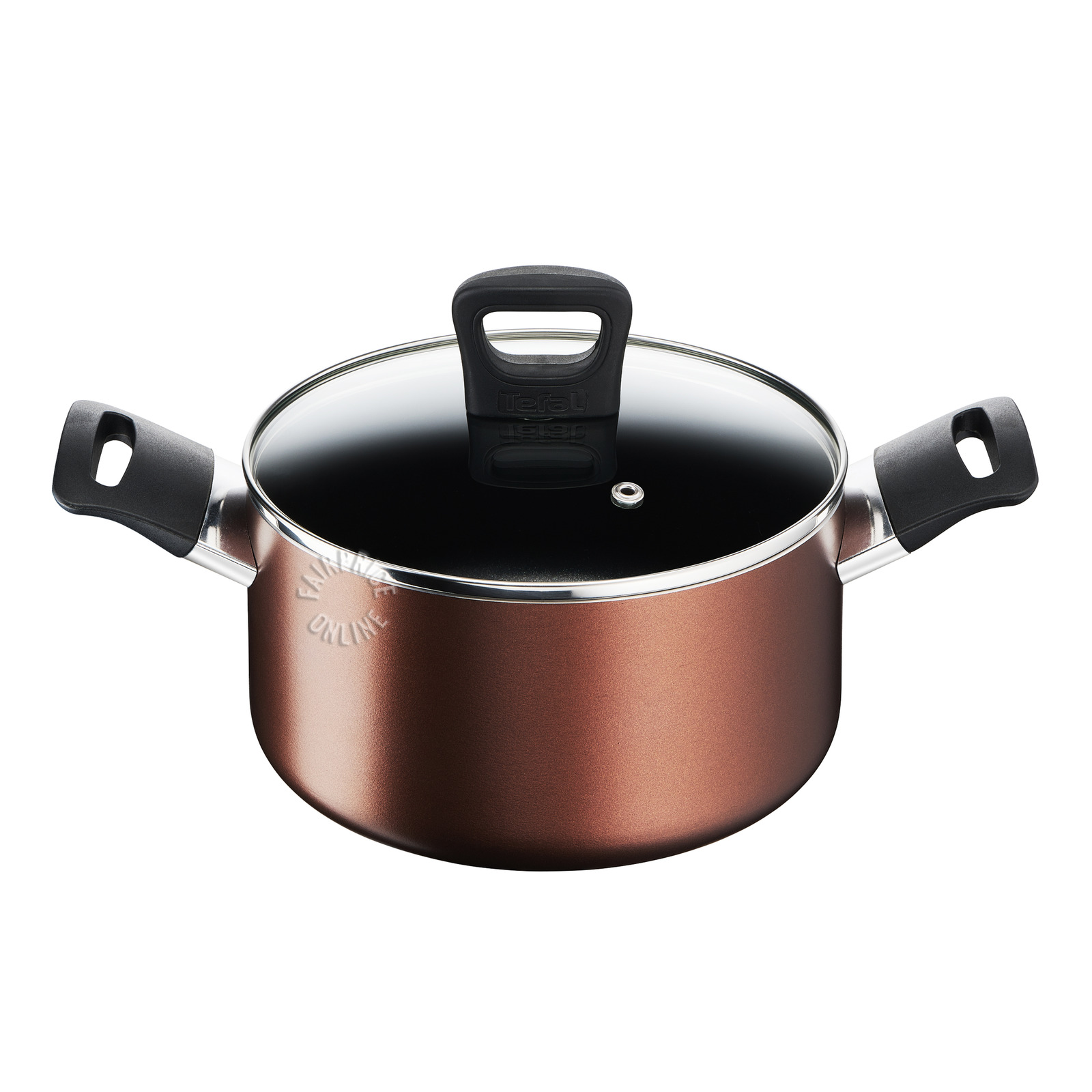 Tefal Day By Day Stewpot with Lid - 22cm (G14361)