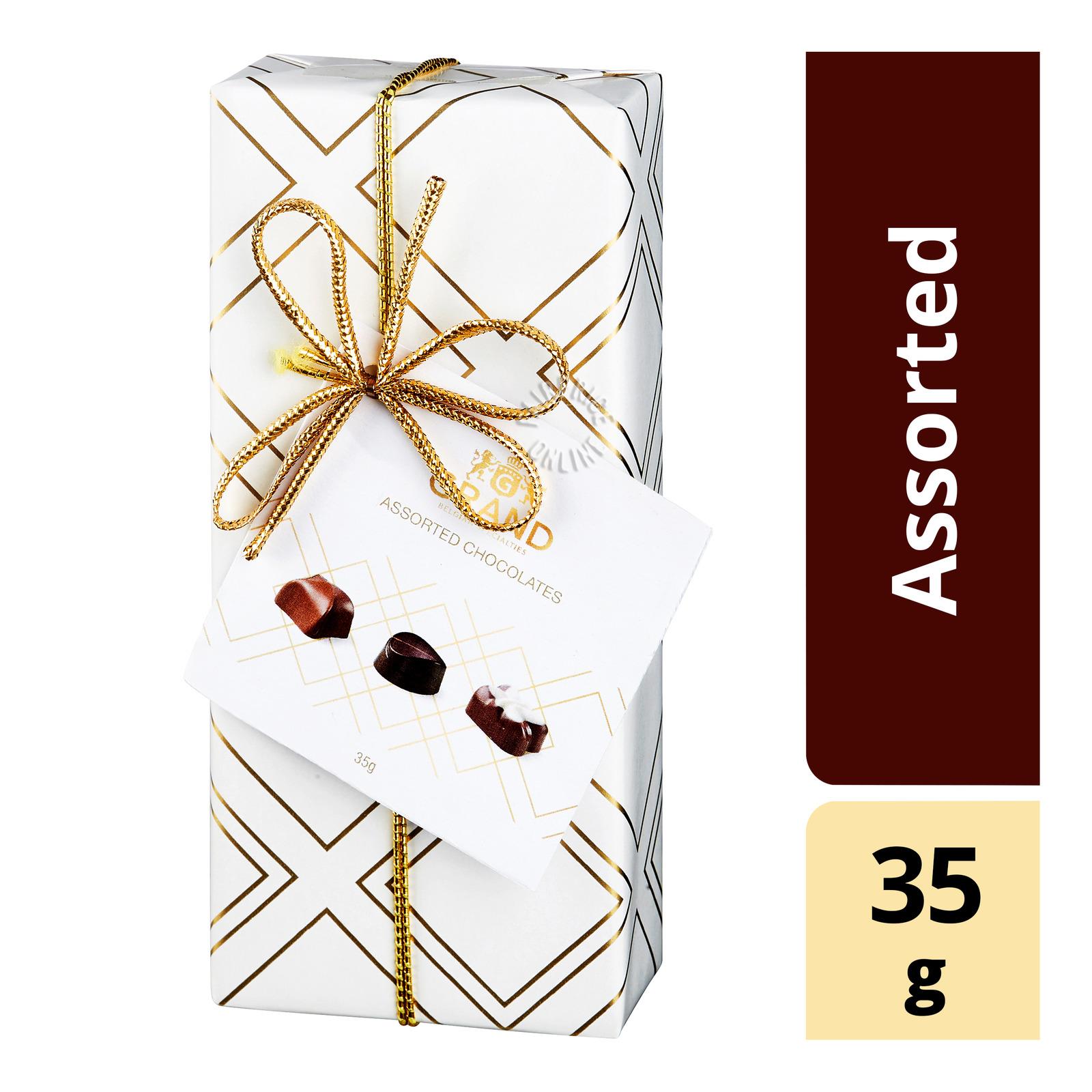 Grand Belgian Specialities Chocolate Box - Assorted