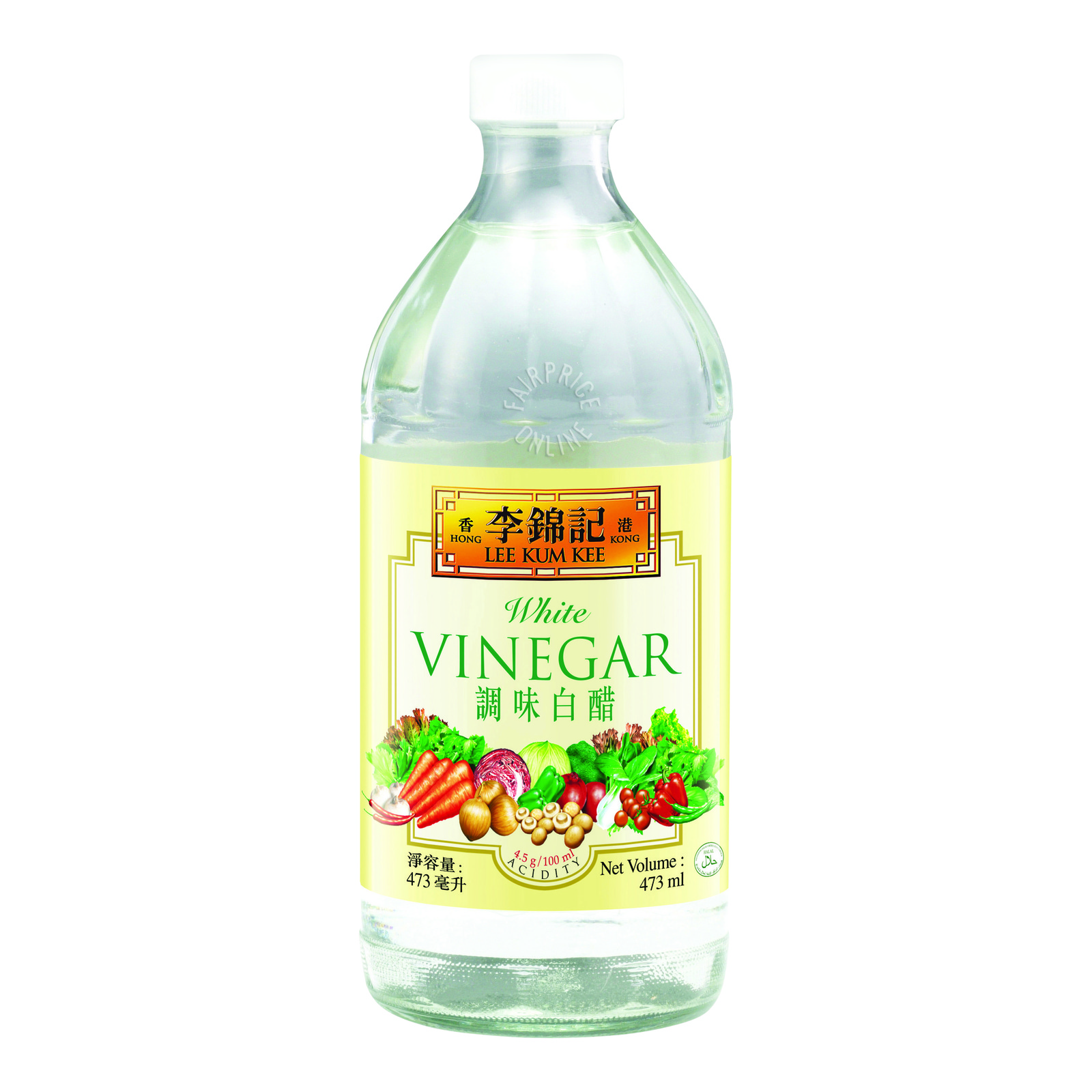 Lee Kum Kee White Vinegar