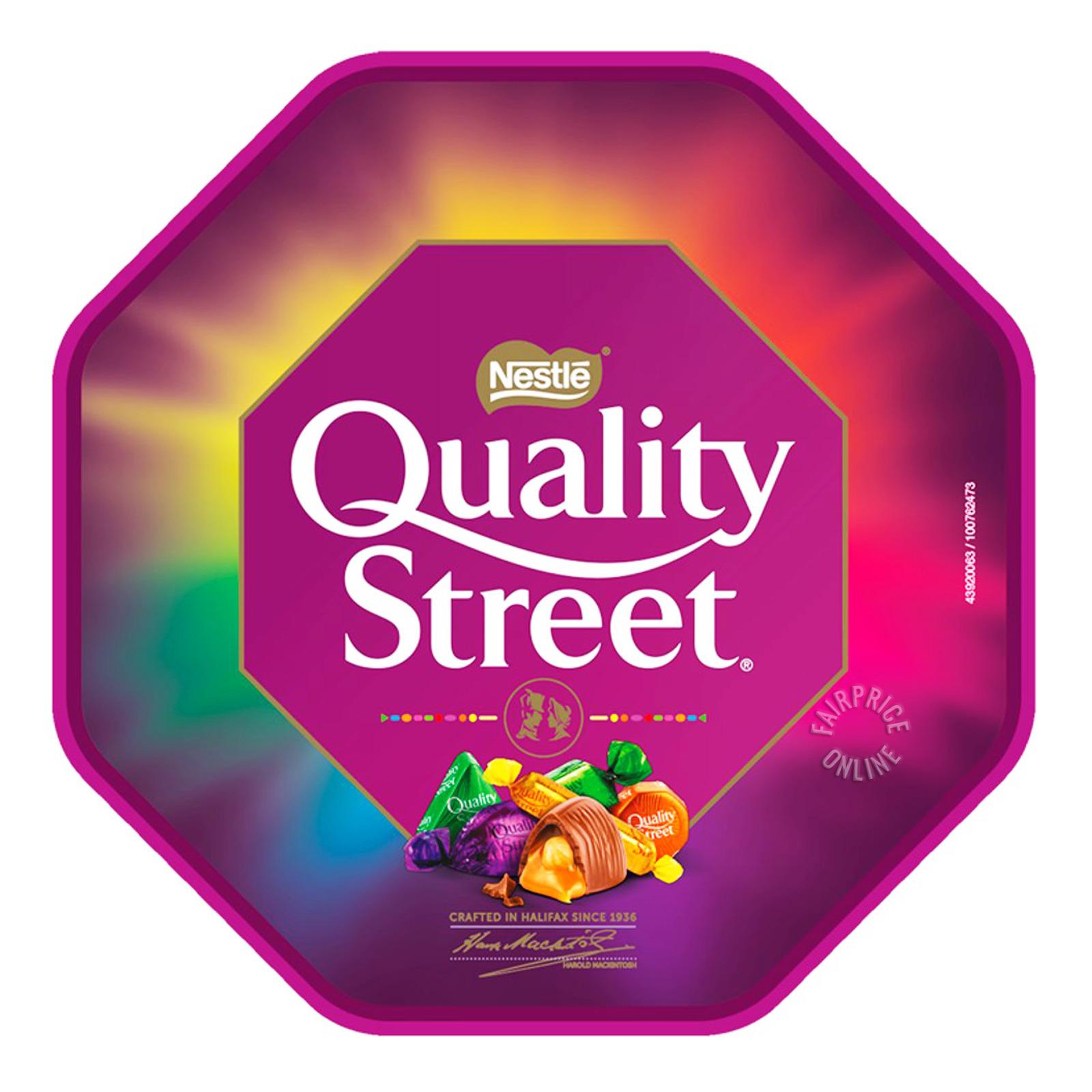 Nestle Chocolate - Quality Street