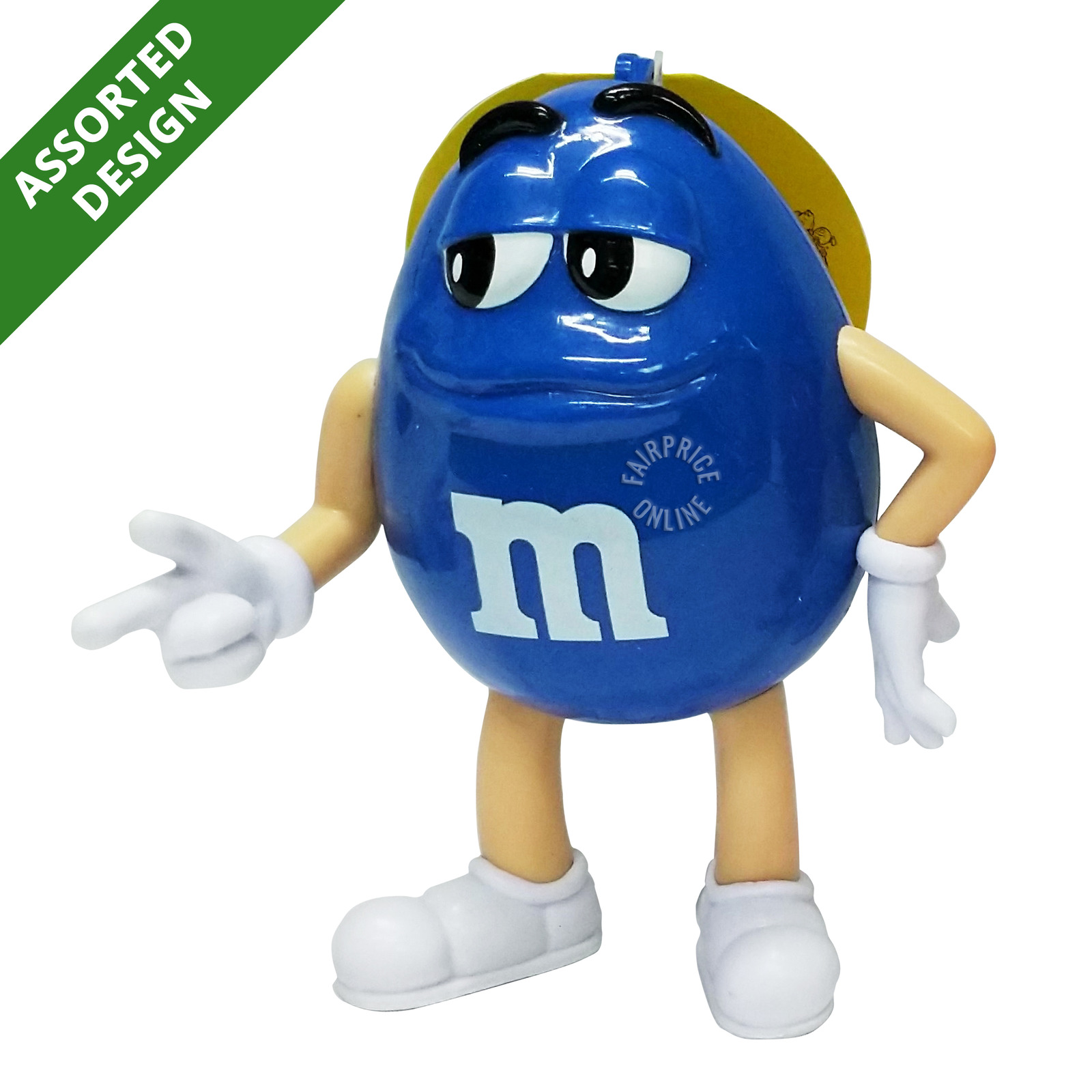 M&M's Chocolate Candies - Character Case (Assorted)