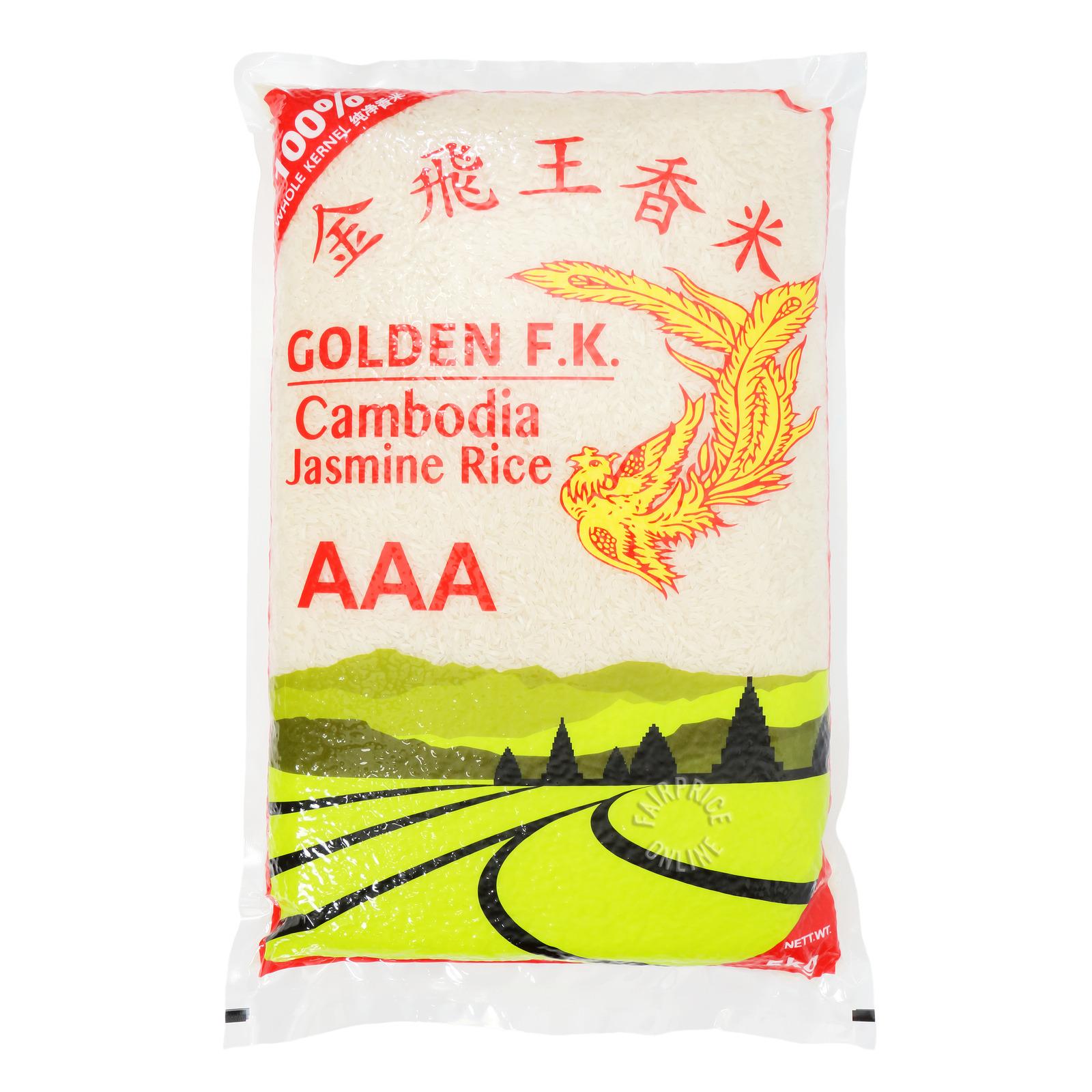 AAA Golden F.K. Premium Jasmine Rice