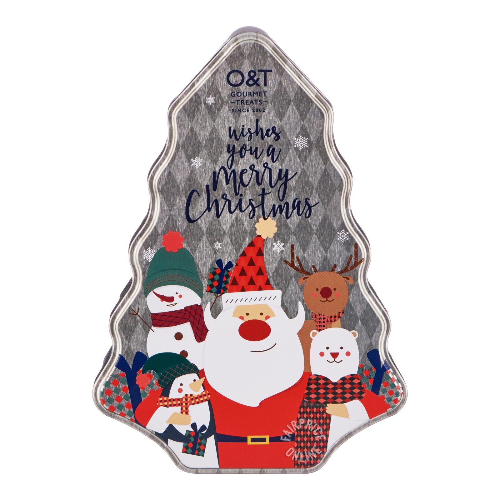 O&T Gourmet Treats - Christmas Tree