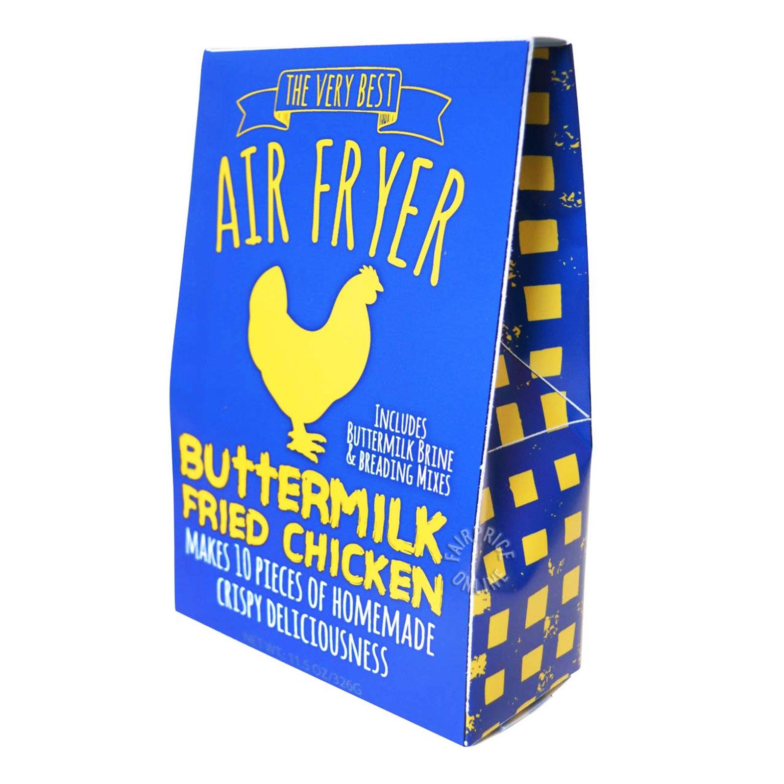 Pelicanbay Air Fryer Chicken Seasoning - Buttermilk FriedChicken
