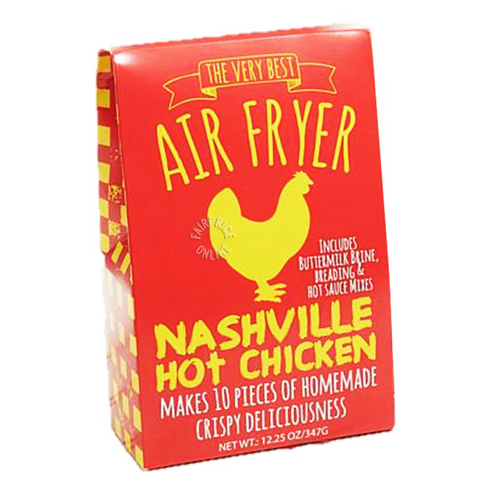 Pelicanbay Air Fryer Chicken Seasoning - Nashville Hot Chicken