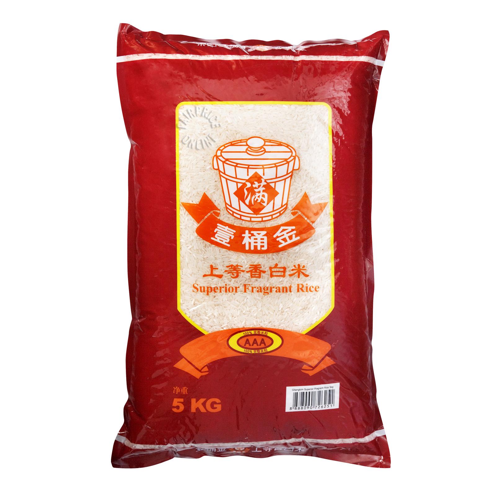 Gitangkim Superior Fragrant Rice