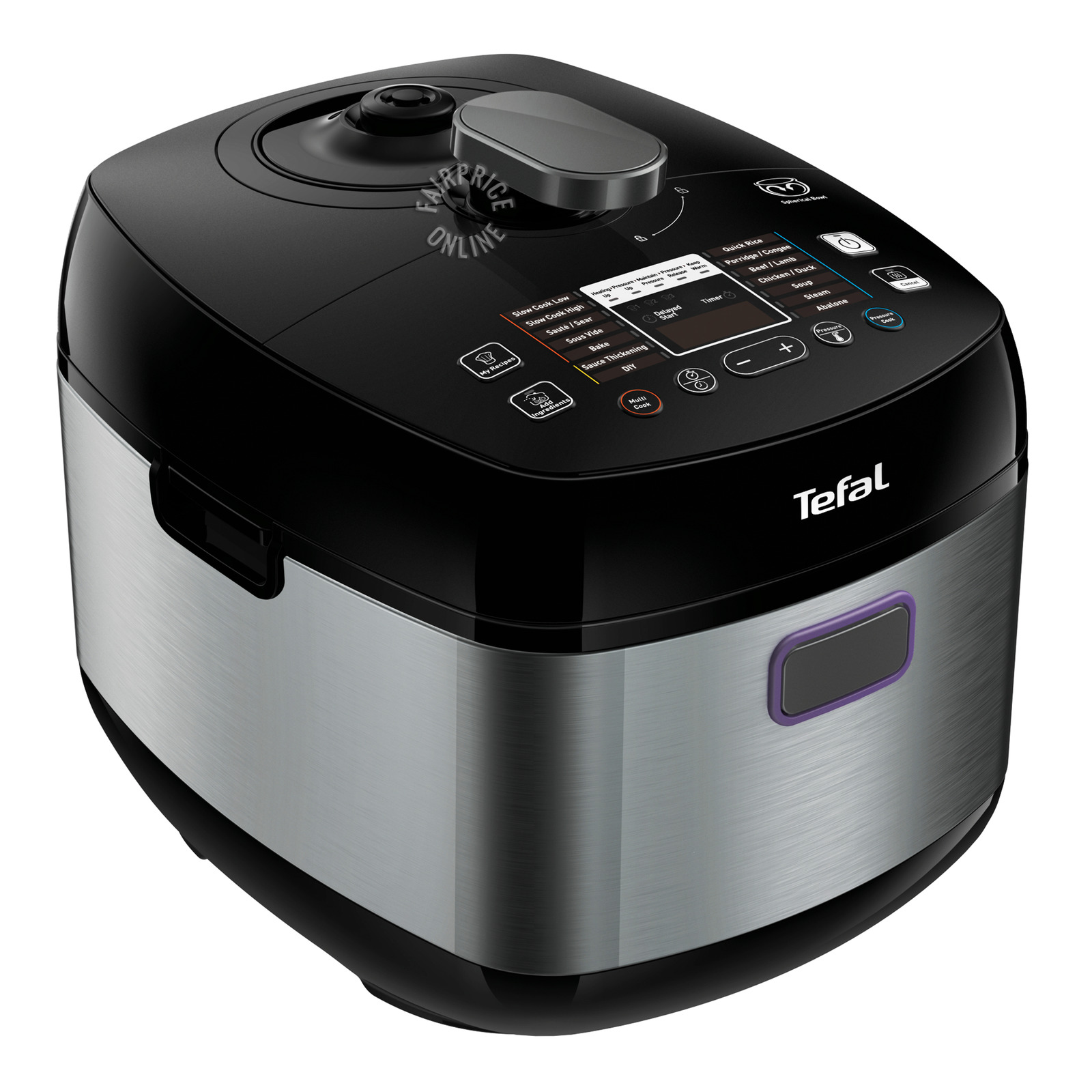 Tefal Induction Mutil Cooker (CY625)