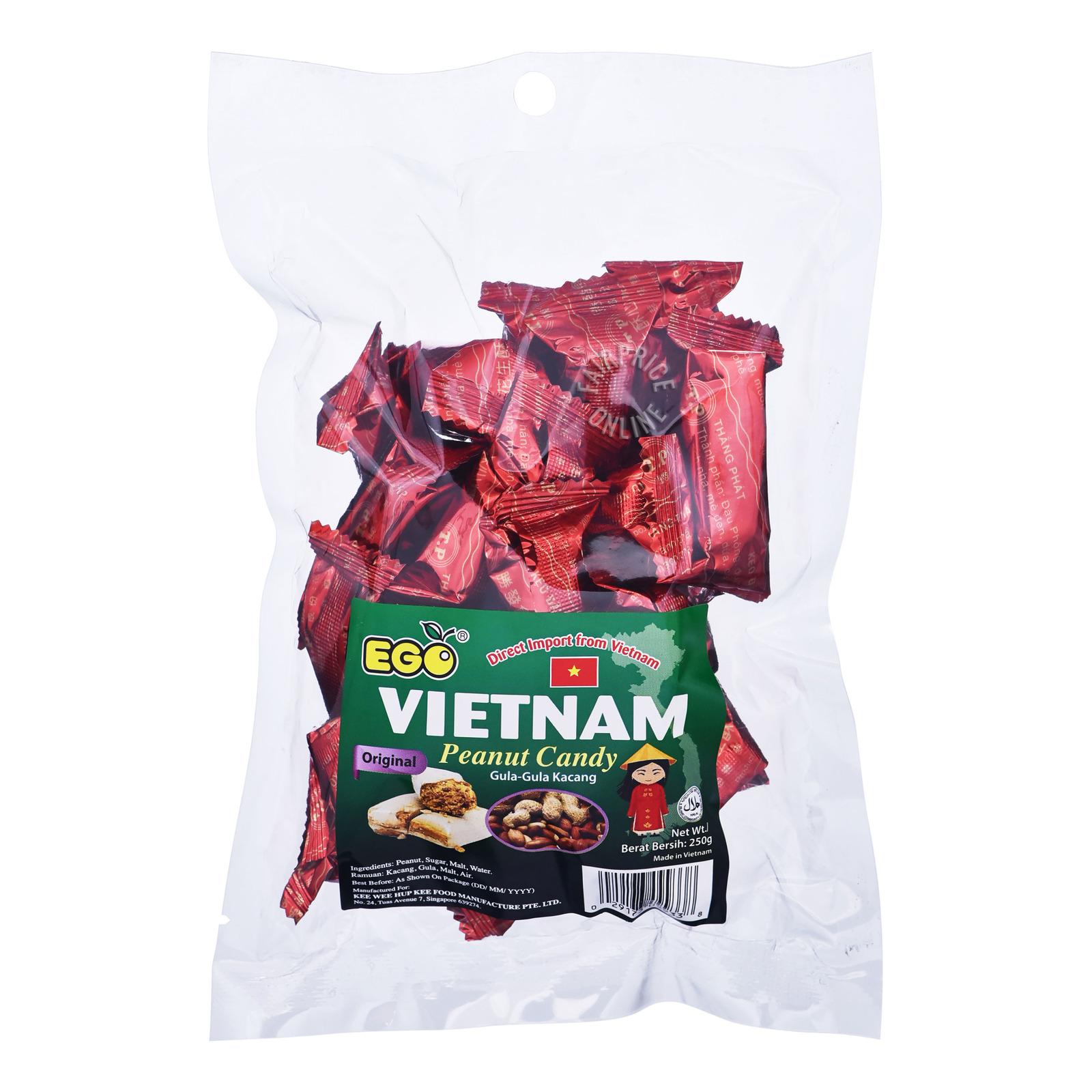Ego Vietnam Peanut Candy - Original