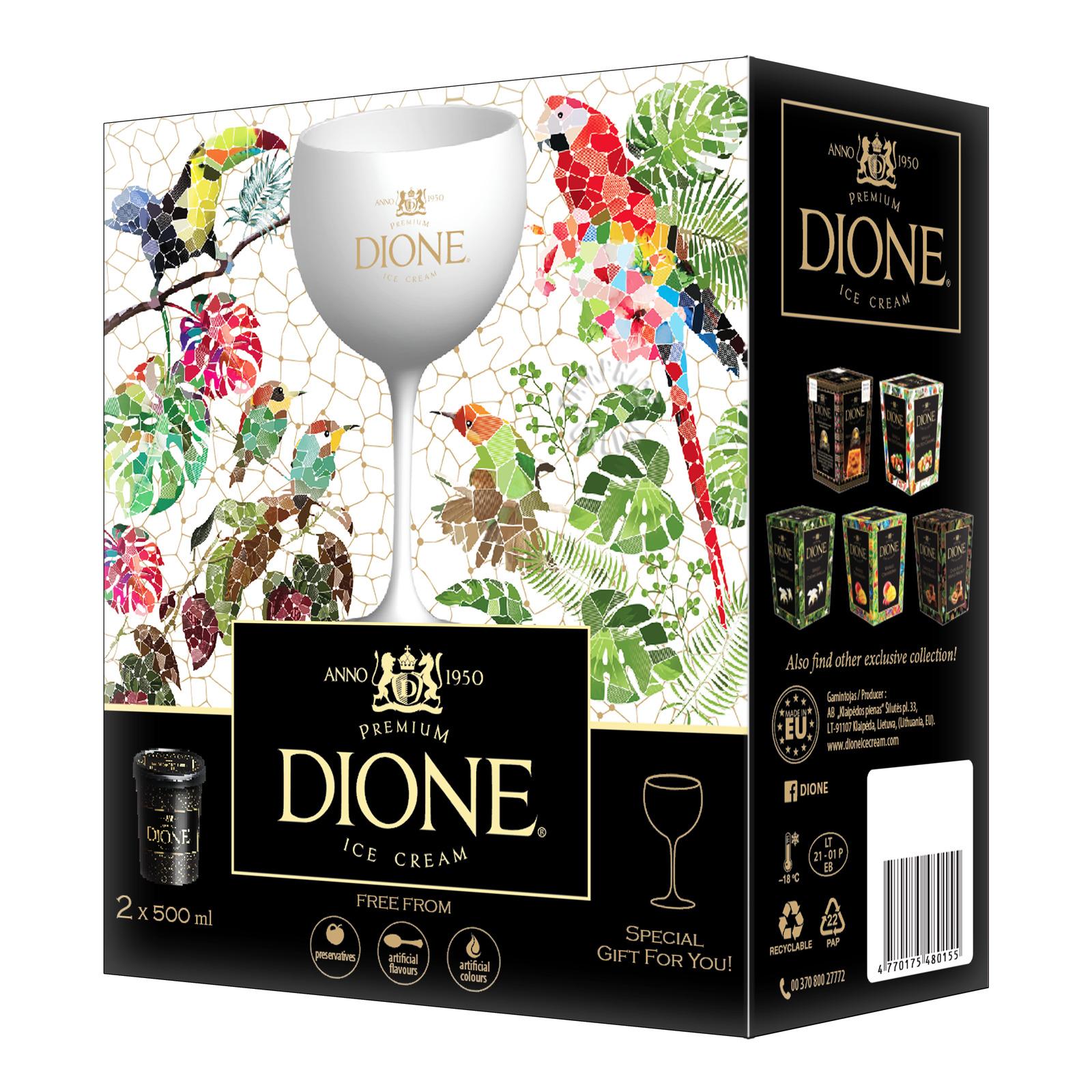 Dione Premium Ice Cream