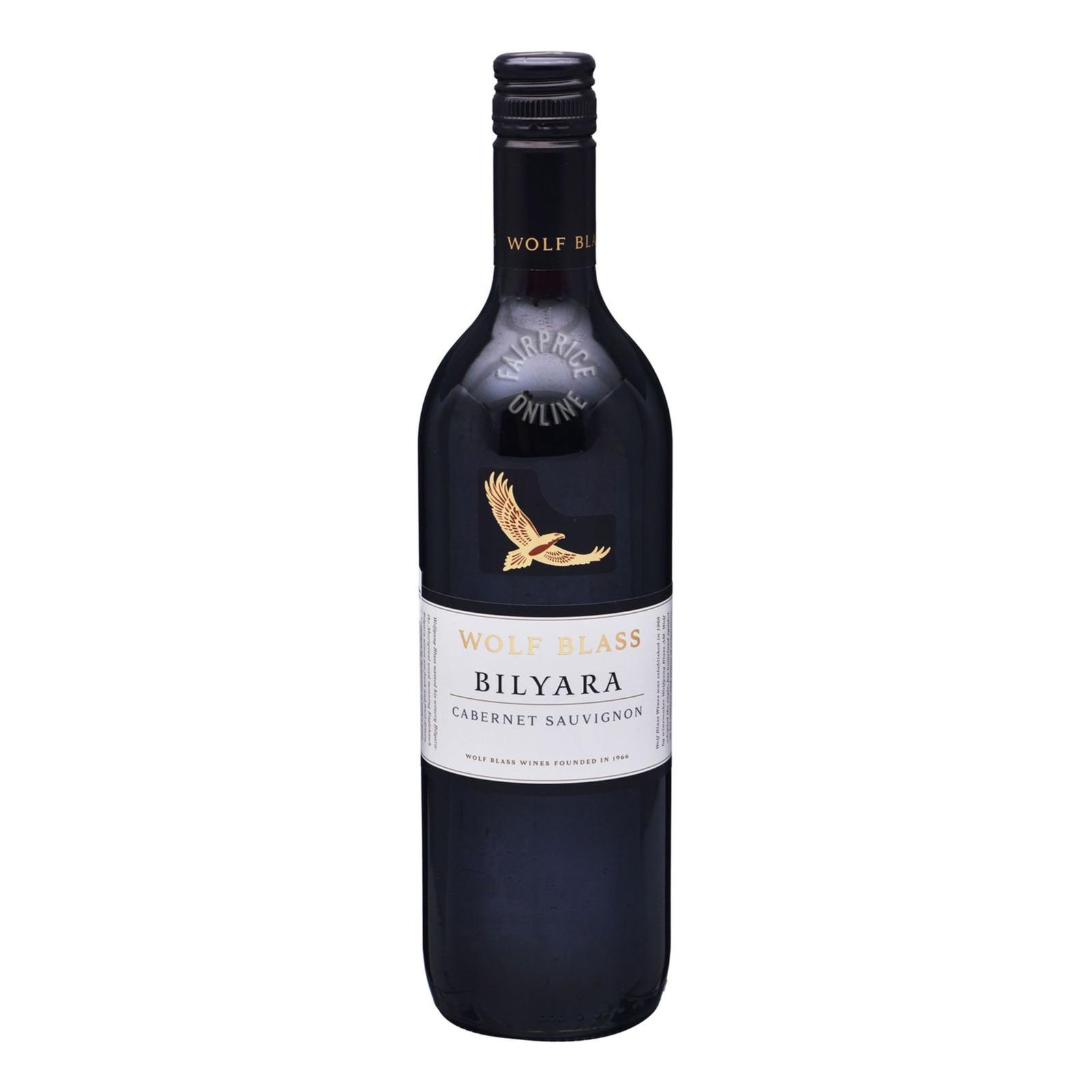 Wolf Blass Bilyara Red Wine - Cabernet Sauvignon