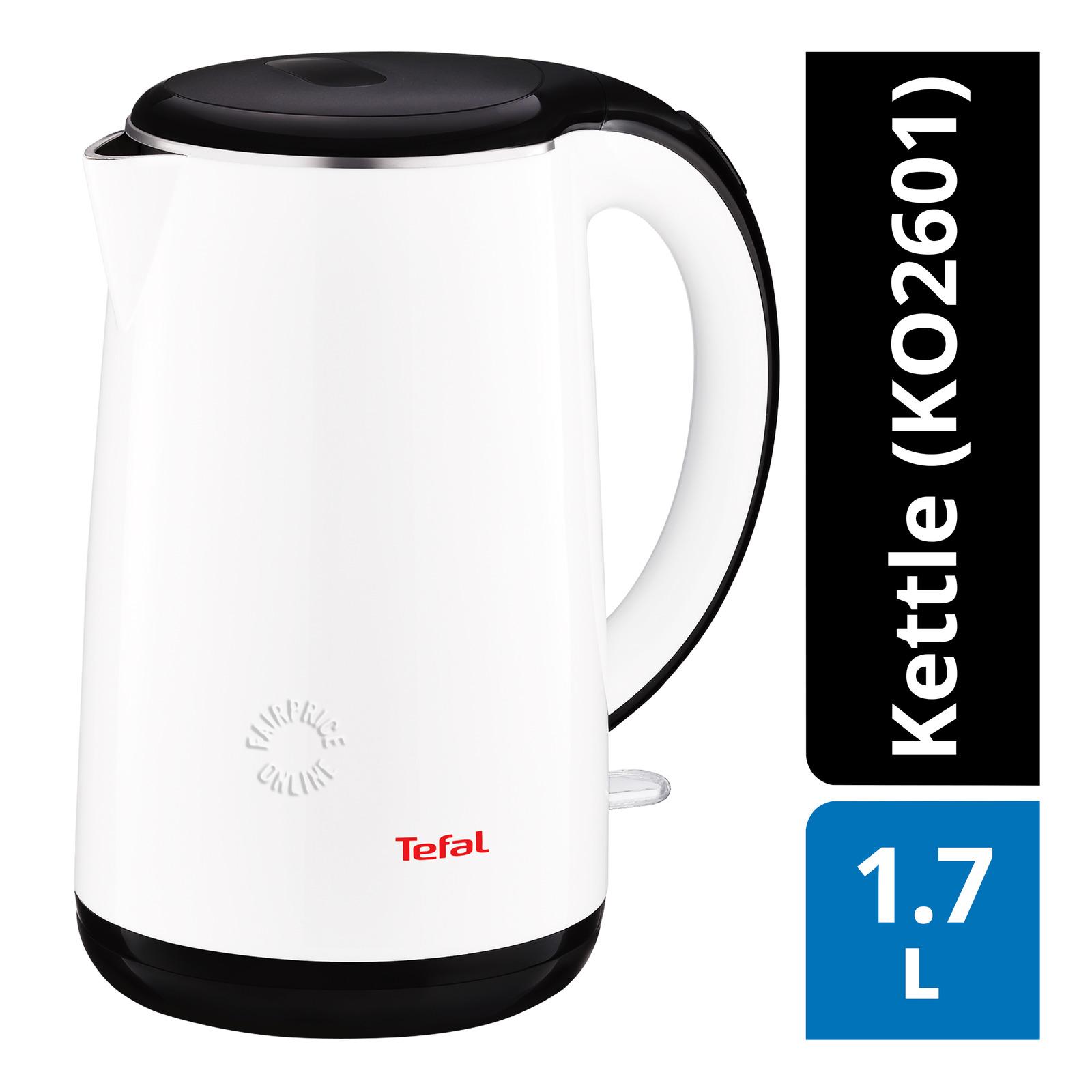 Tefal Safe'Tea Kettle (KO2601)