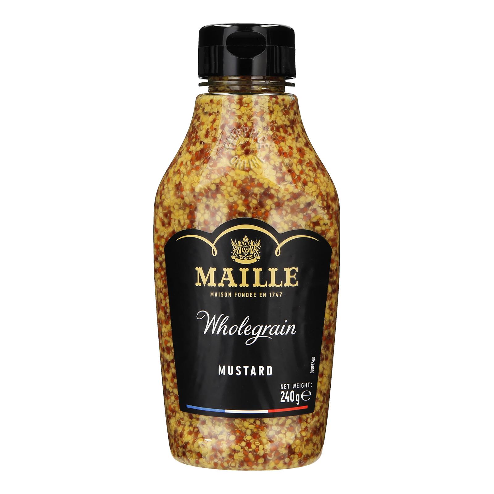 Maille Mustard - Wholegrain