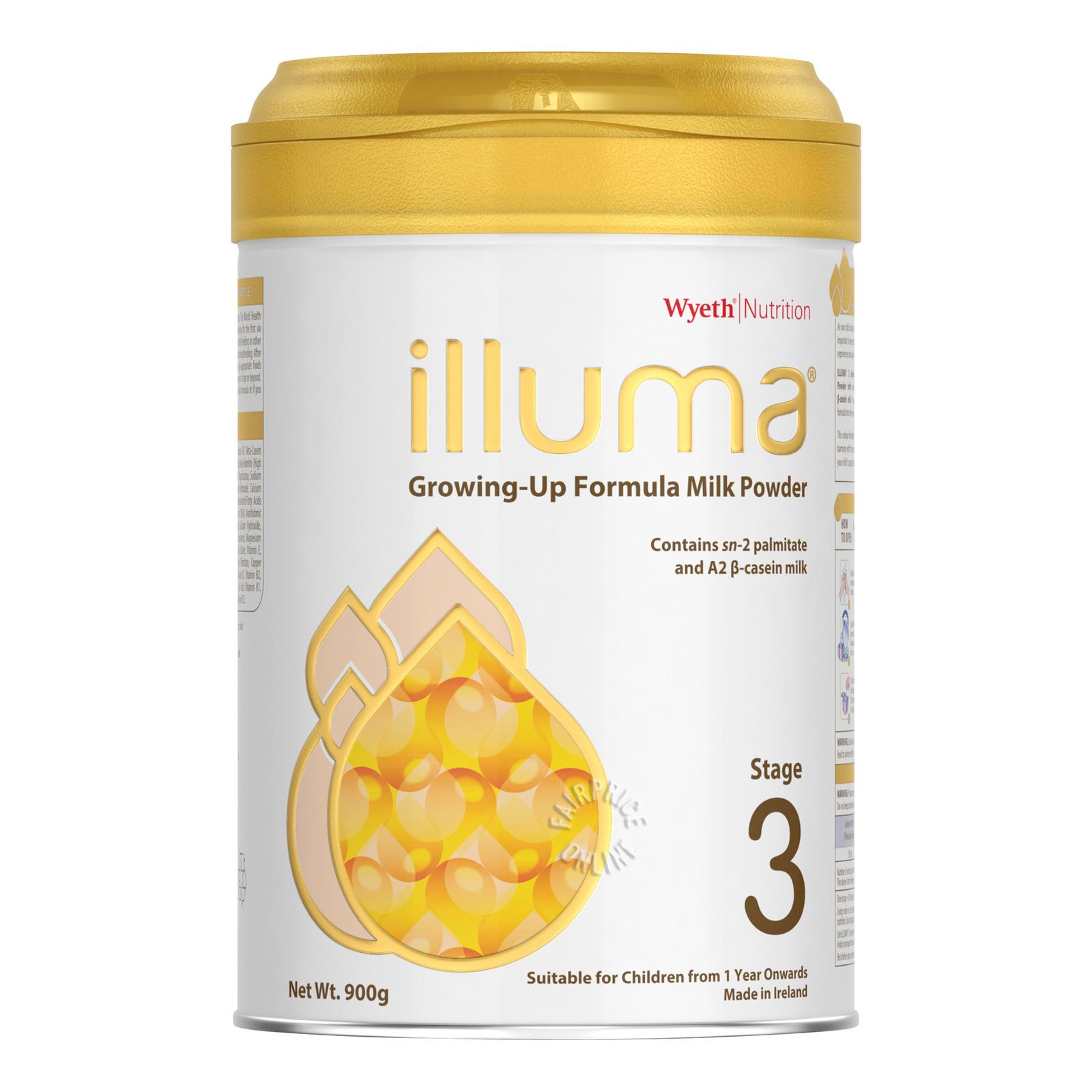 Illuma Growing-Up Formula Milk Powder - Stage 3