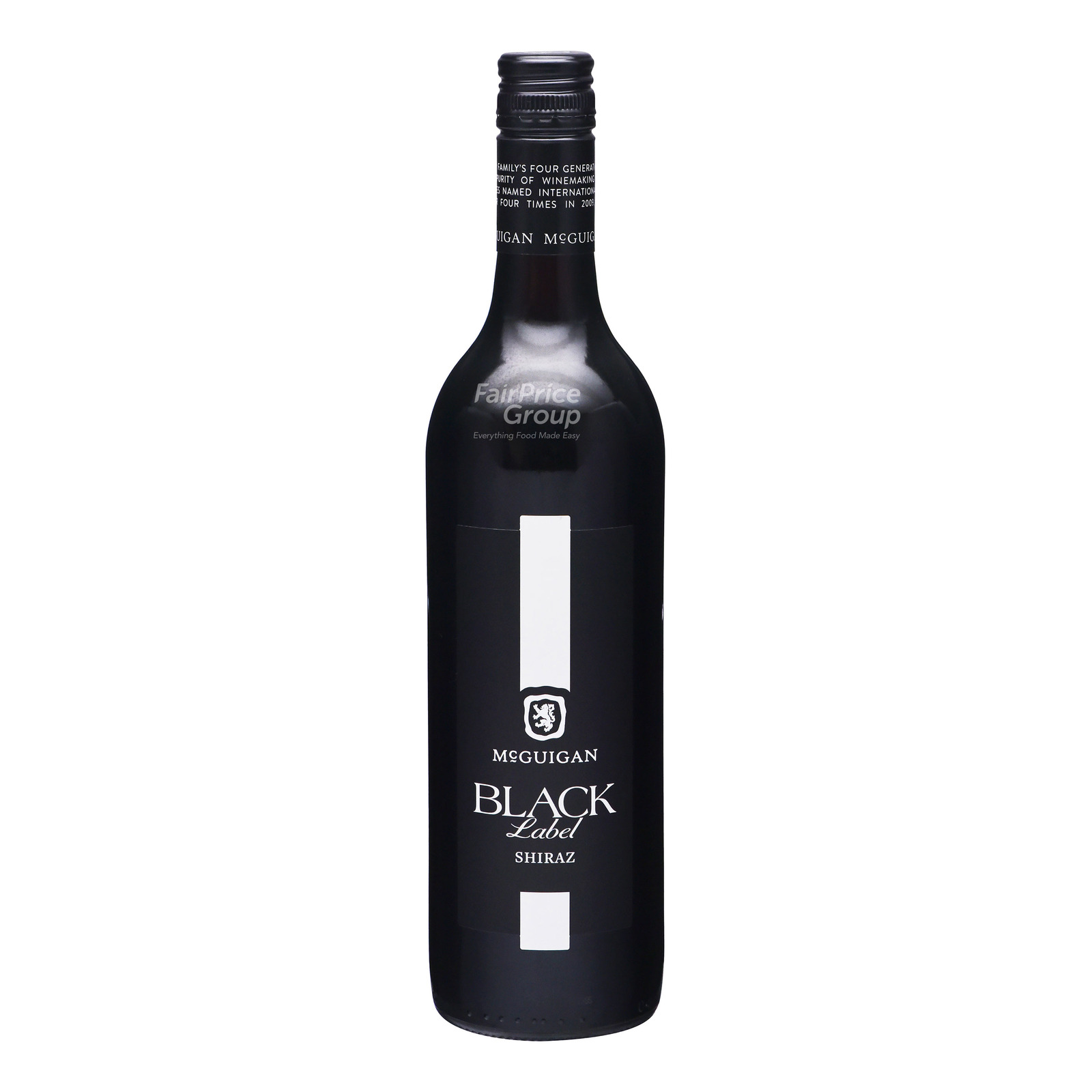 McGuigan Black Label Red Wine - Shiraz