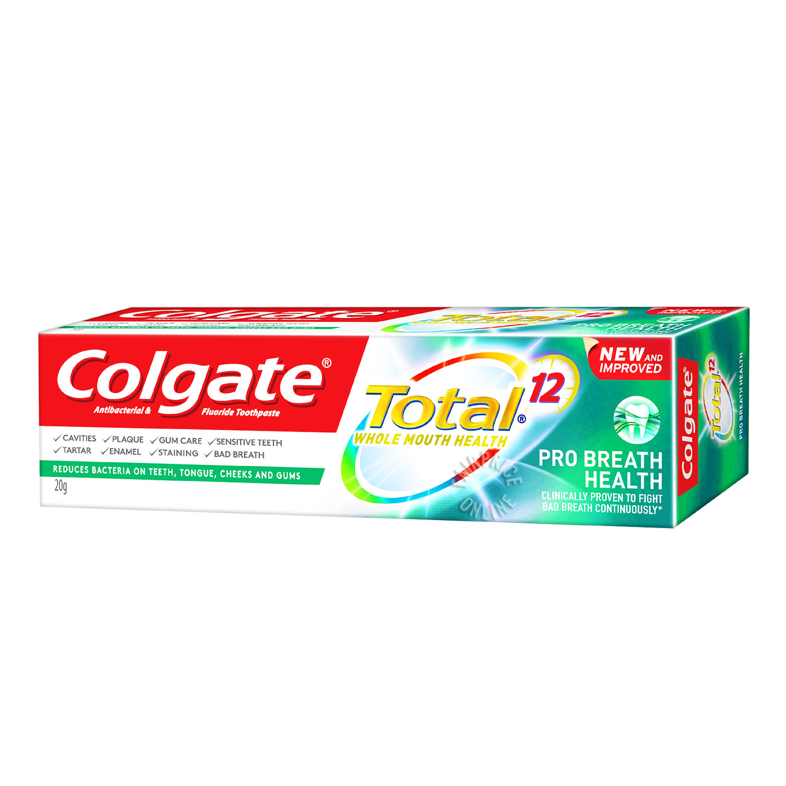 Colgate Total Toothpaste - Pro Breath Health