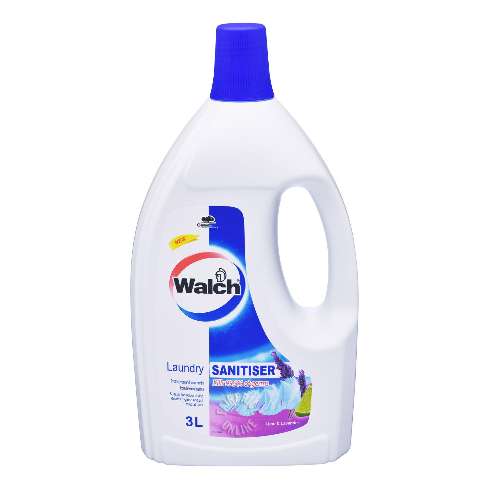 Walch Laundry Sanitizer - Lavender