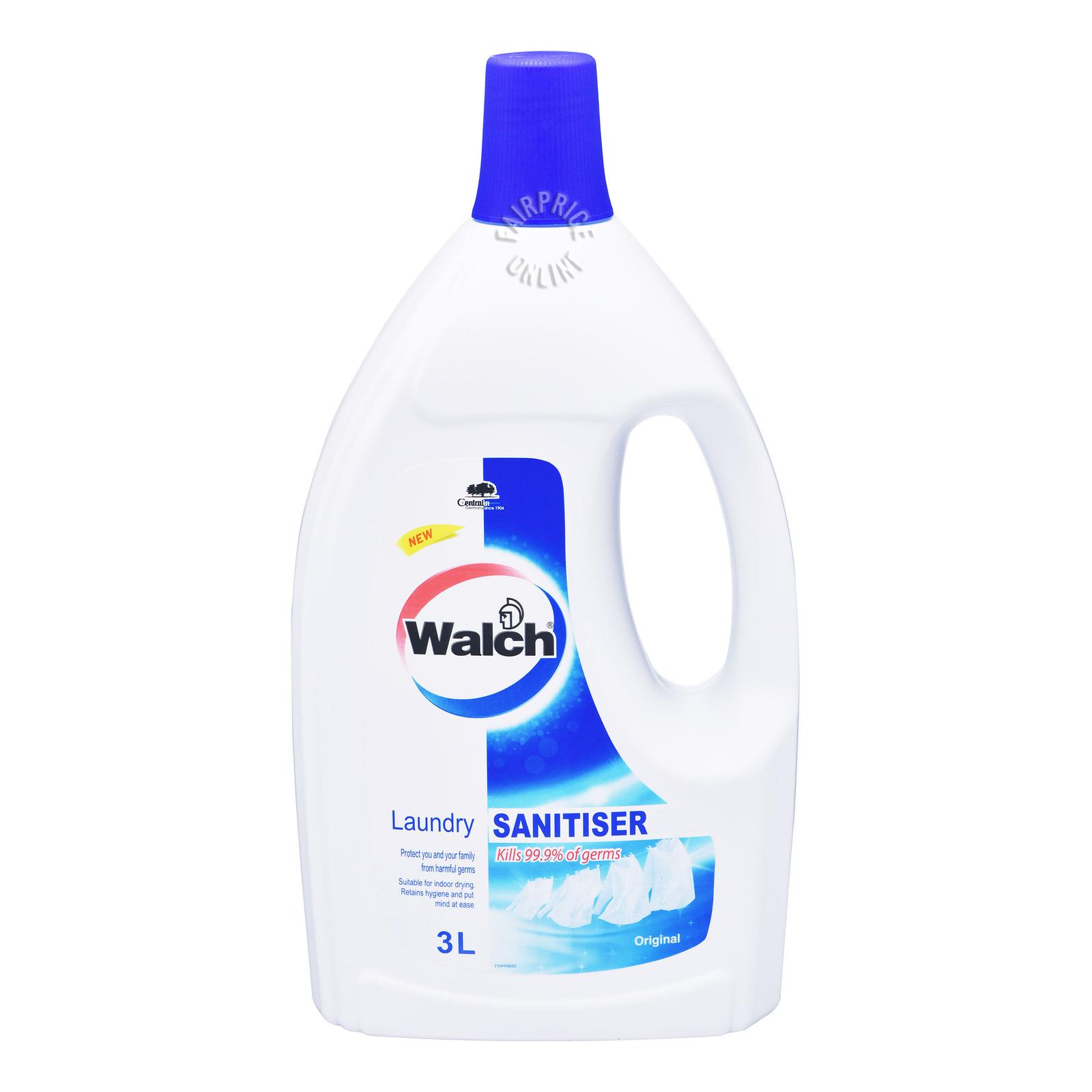 Walch Laundry Sanitizer - Fresh