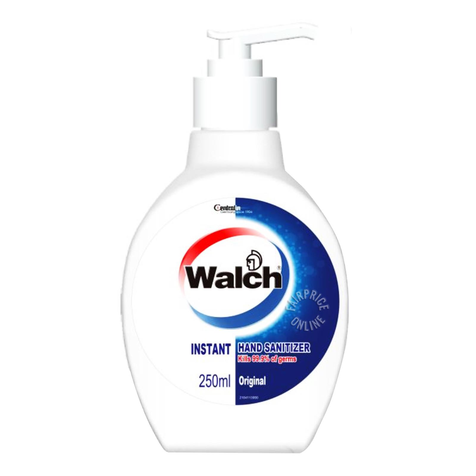 Walch Instant Hand Sanitizer - Original
