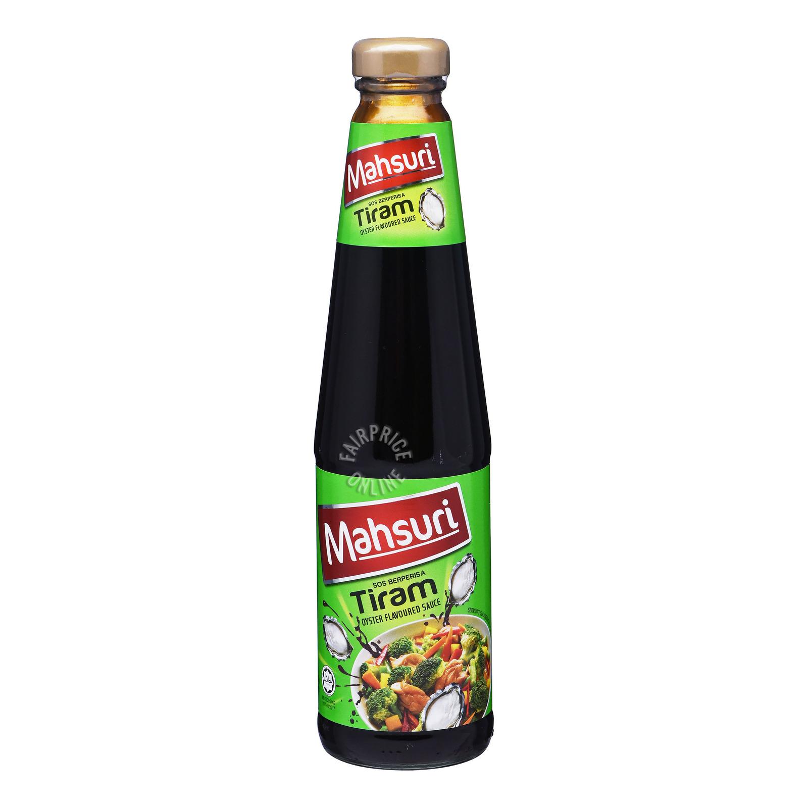 Mahsuri Oyster Flavoured Sauce