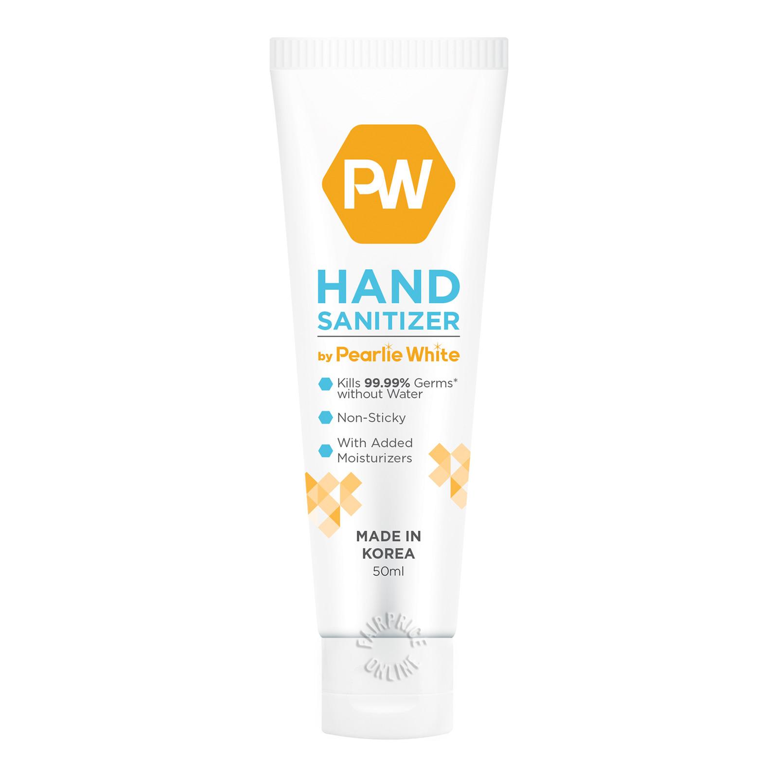 Pearlie White Hand Sanitizer