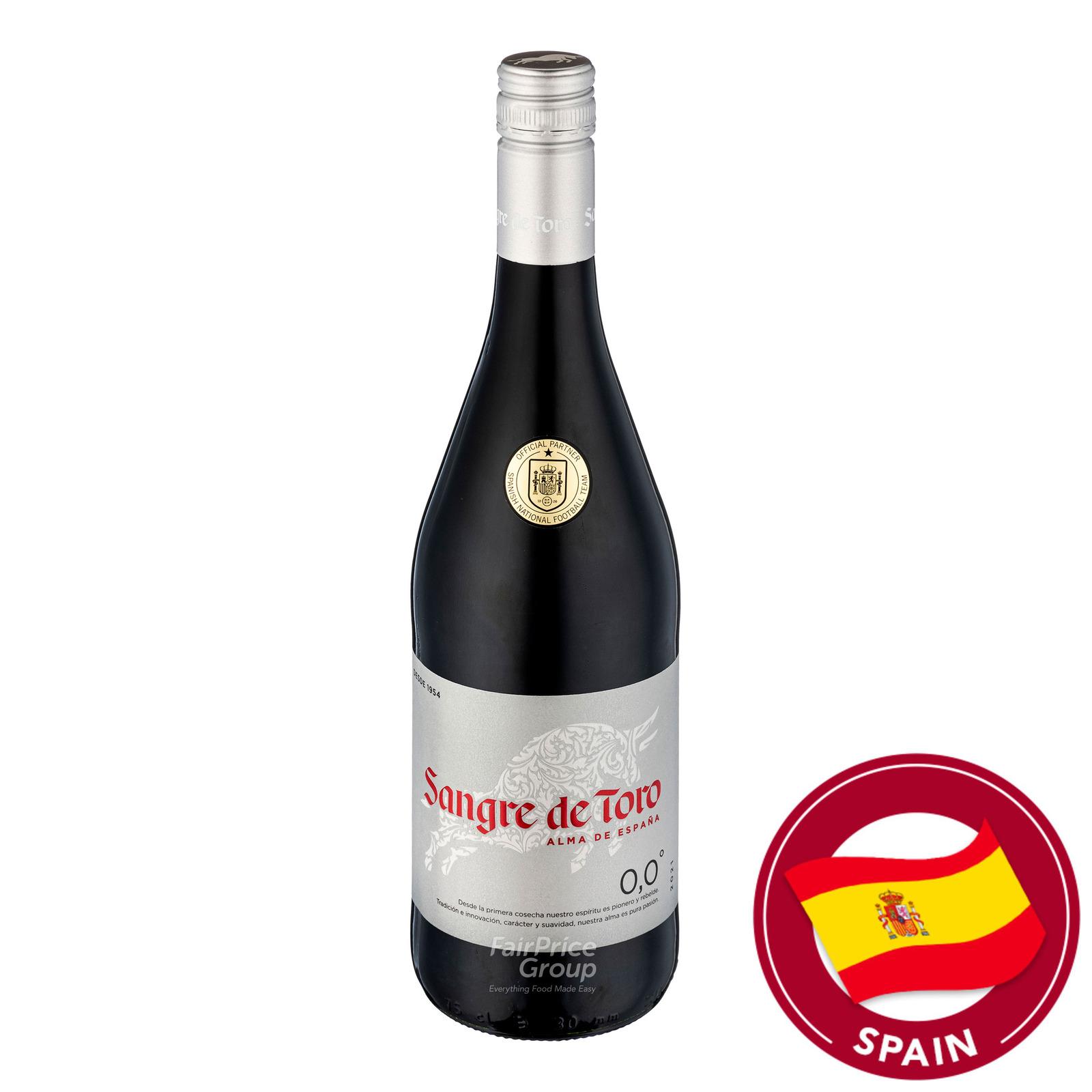 Sangre de Toro De-Alcoholised Red Wine