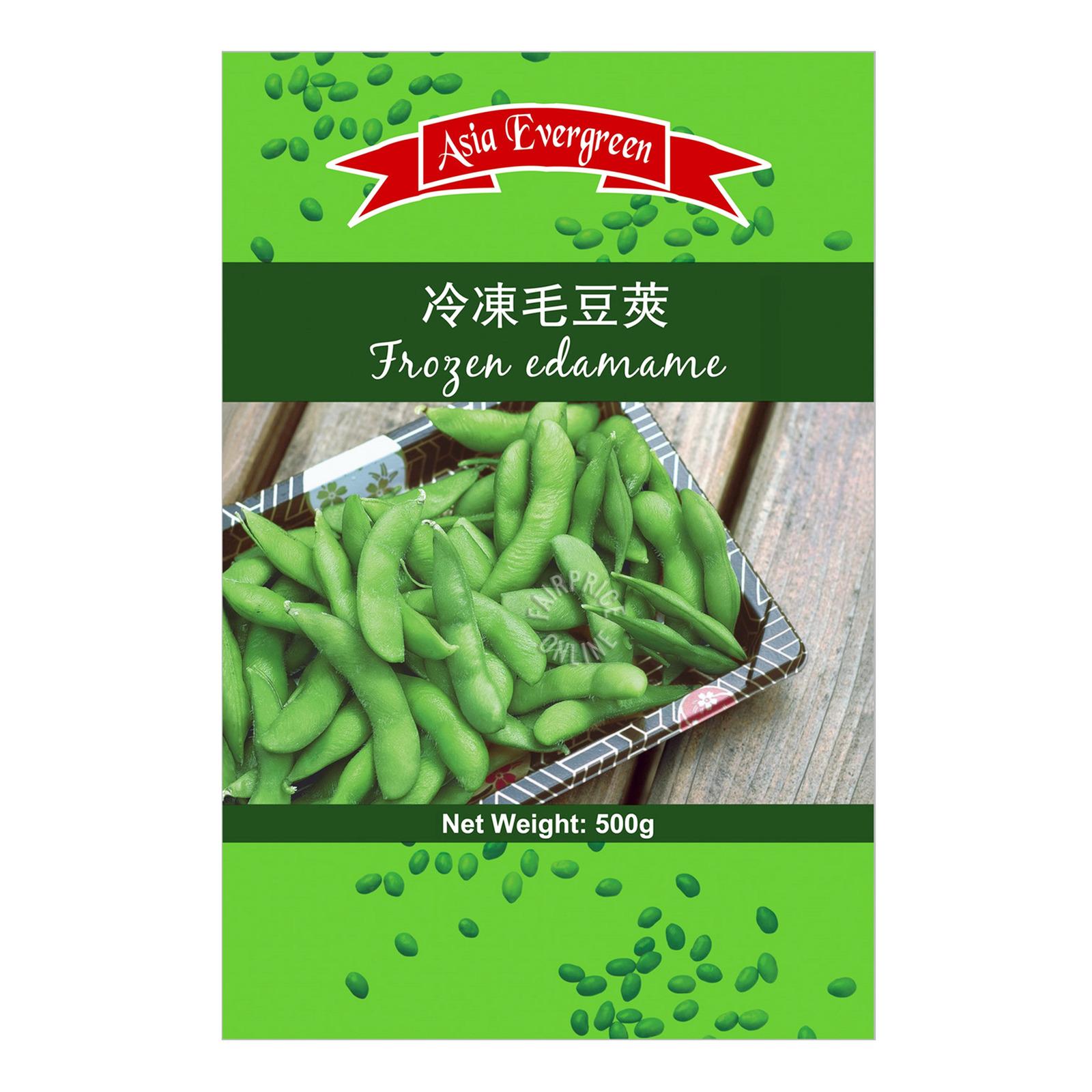 Asia Evergreen Frozen Edamame