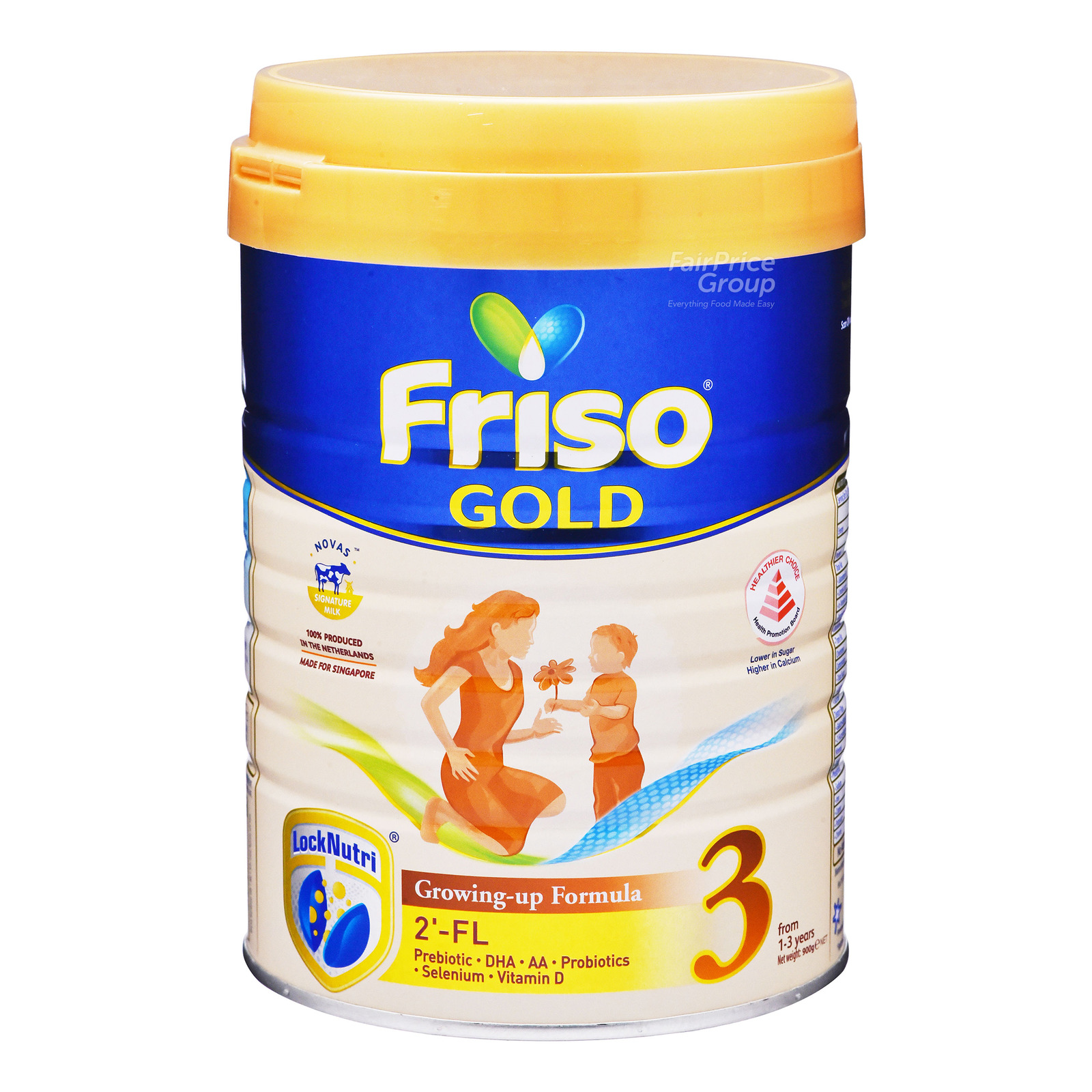 Frisolac Gold Growing-up Formula - Stage 3
