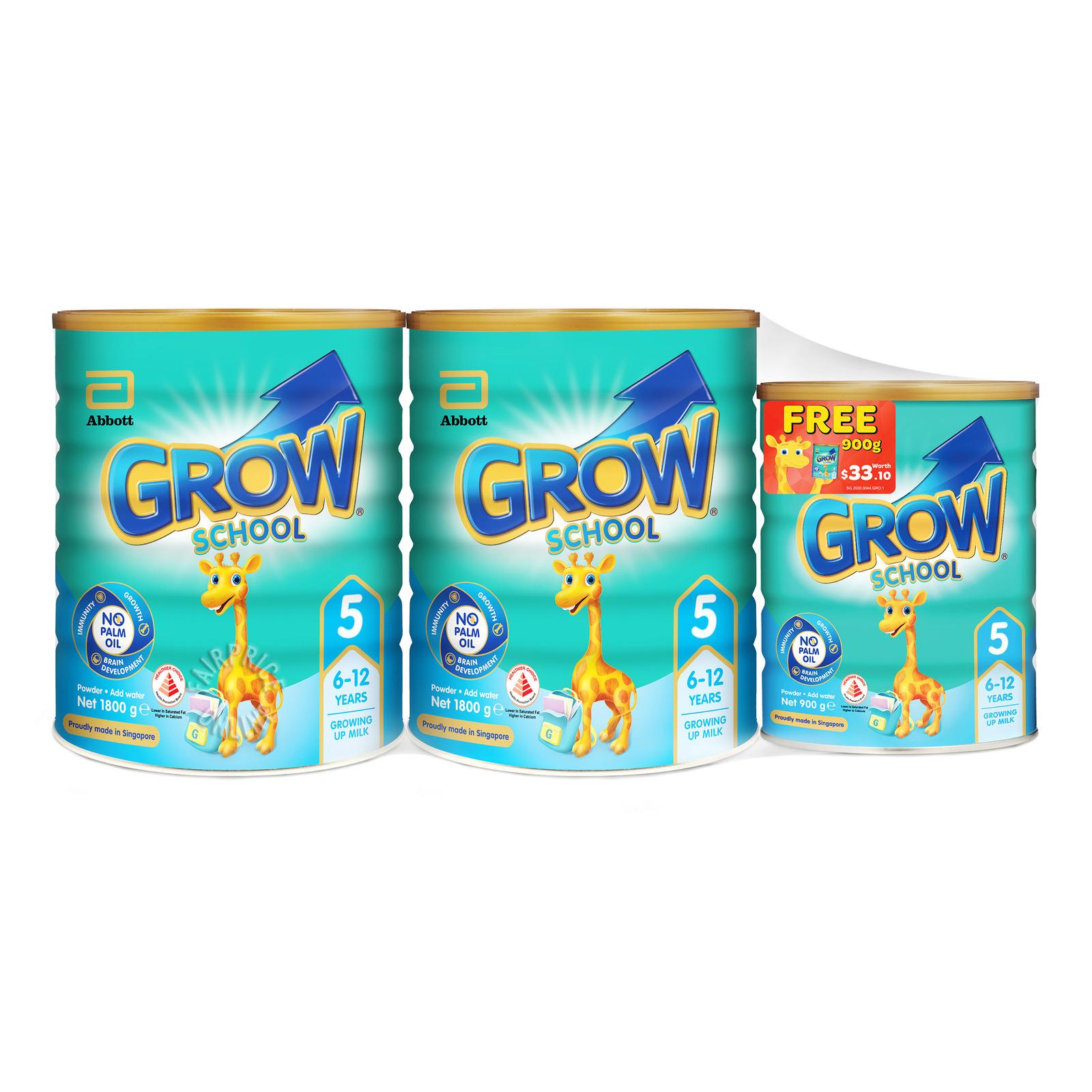 Abbott Grow School Milk Formula - 6 Years Onward