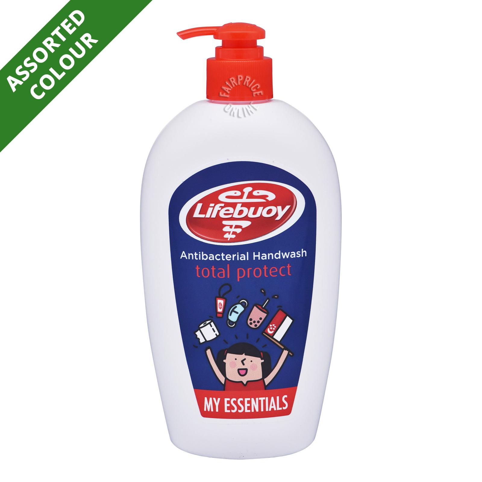 Lifebuoy Antibacterial Handwash - Total Protect