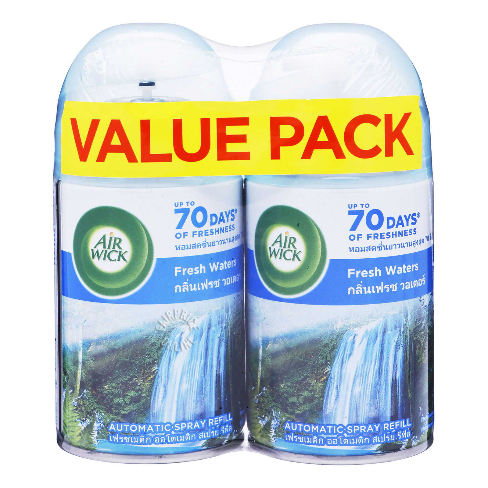 Air Wick Freshmatic Auto Spray Refill - Fresh Waters