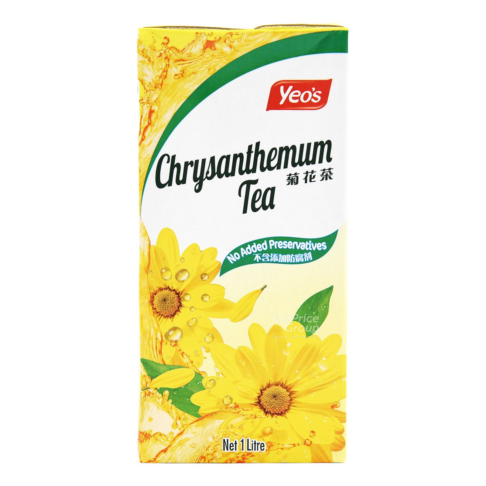 Yeo's Drink - Chrysanthemum Tea