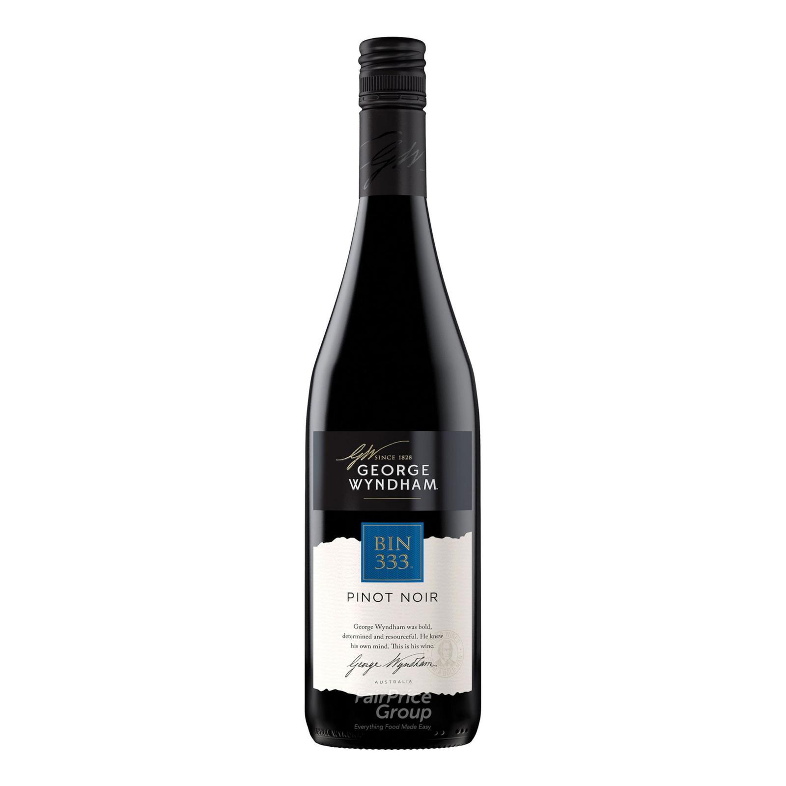 Wyndham Estate Red Wine - Bin 333 Pinot Noir