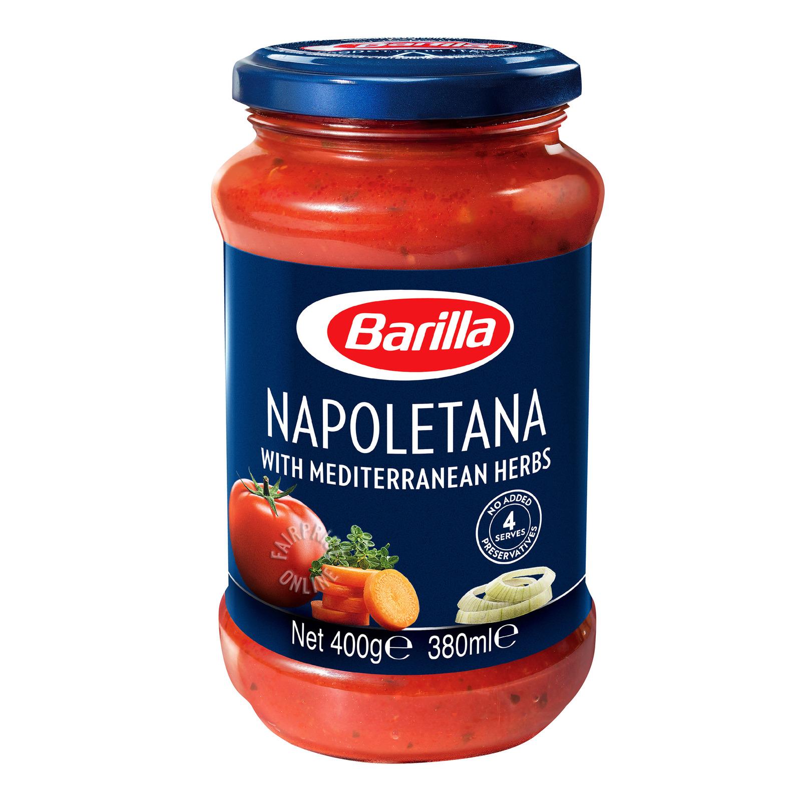 Barilla Pasta Sauce - Napoletana