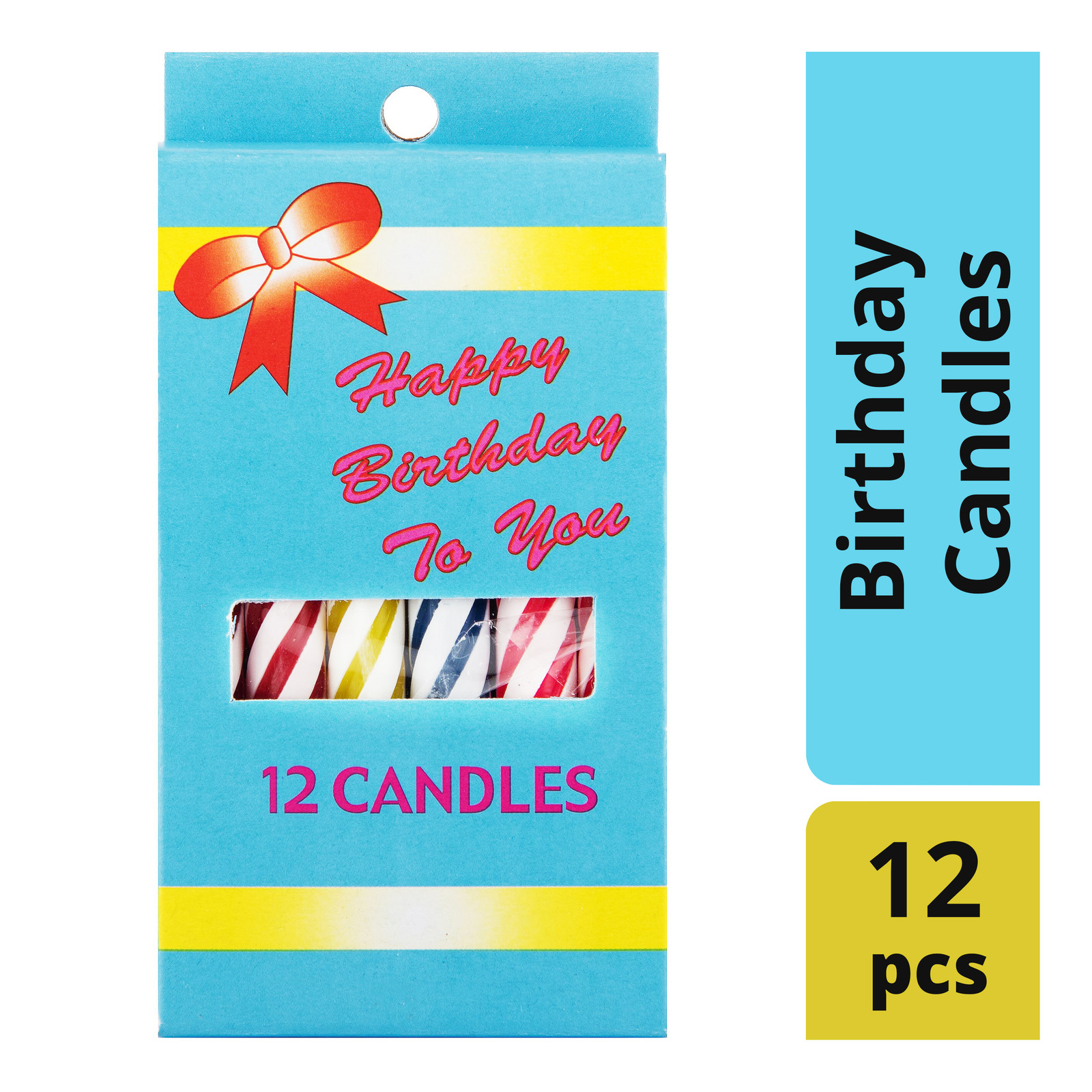 Party's Birthday Candles