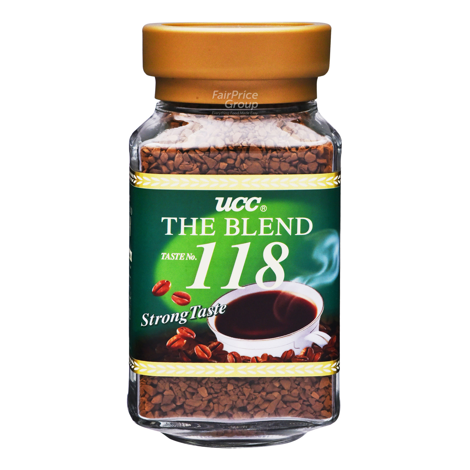 UCC The Blend Instant Coffee Powder - 118 (Strong)