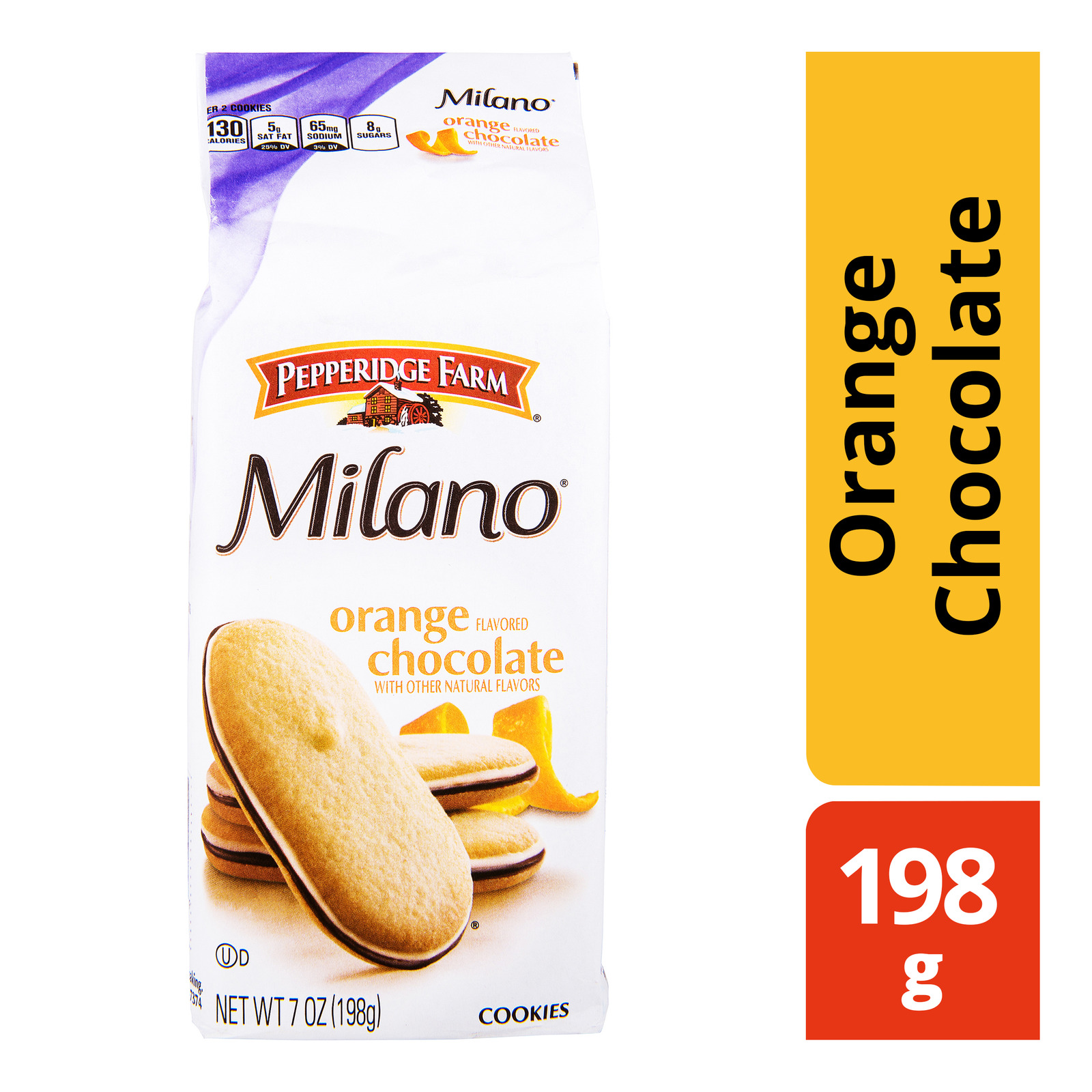 Pepperidge Farm Mint Chocolate Milano Distinctive Cookies