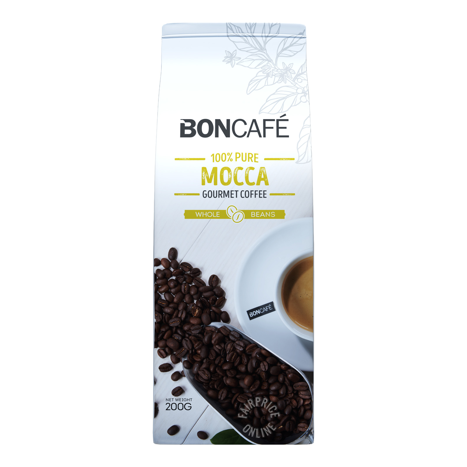 Boncafe Whole Bean Coffee - Mocca